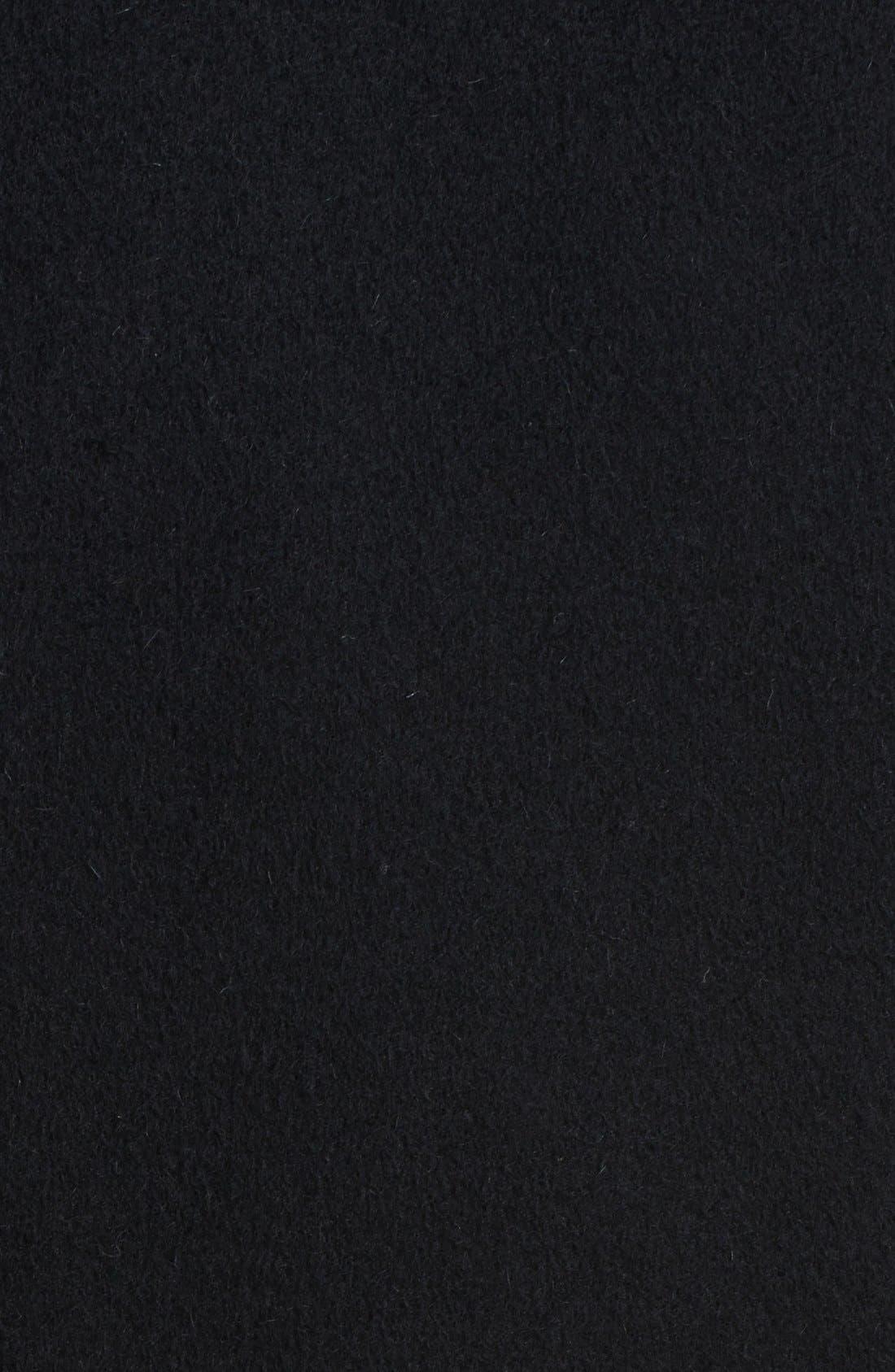 'Basingstoke' Wool & Cashmere Coat,                             Alternate thumbnail 2, color,                             001