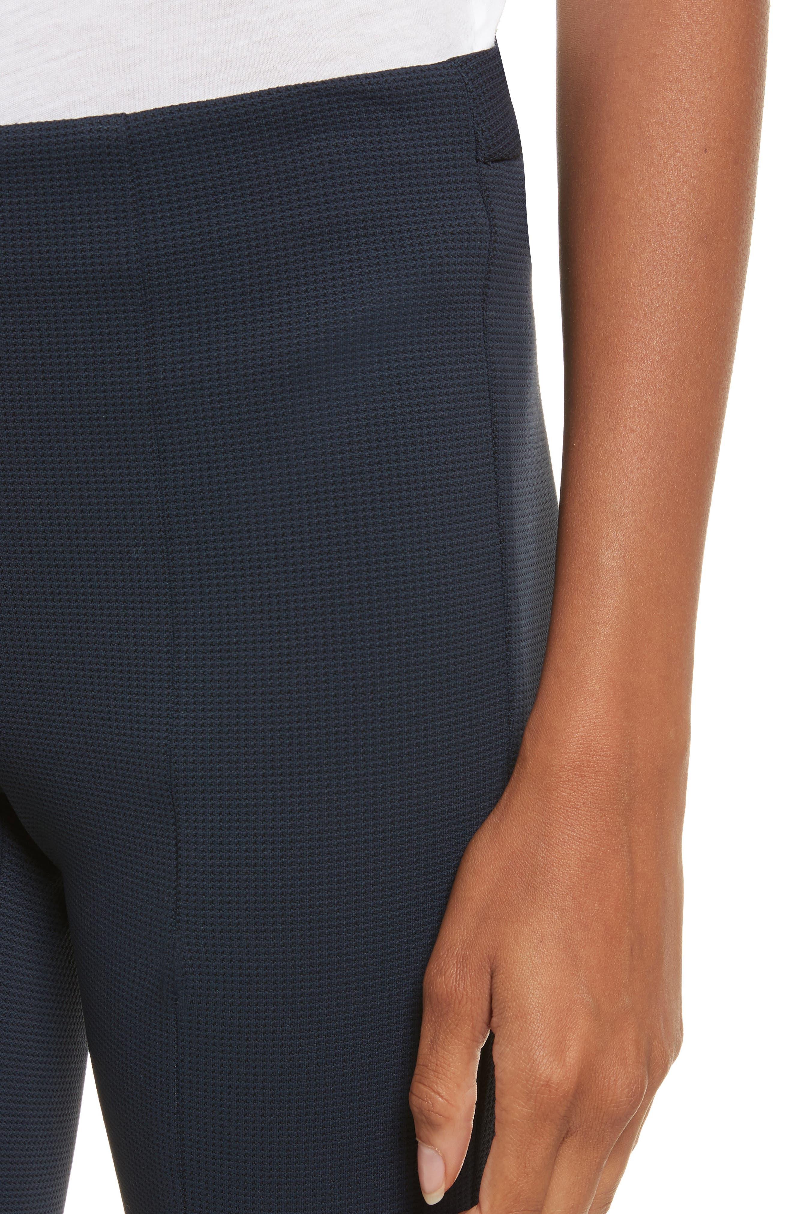 Tuscon Knit Cigarette Pants,                             Alternate thumbnail 4, color,                             491