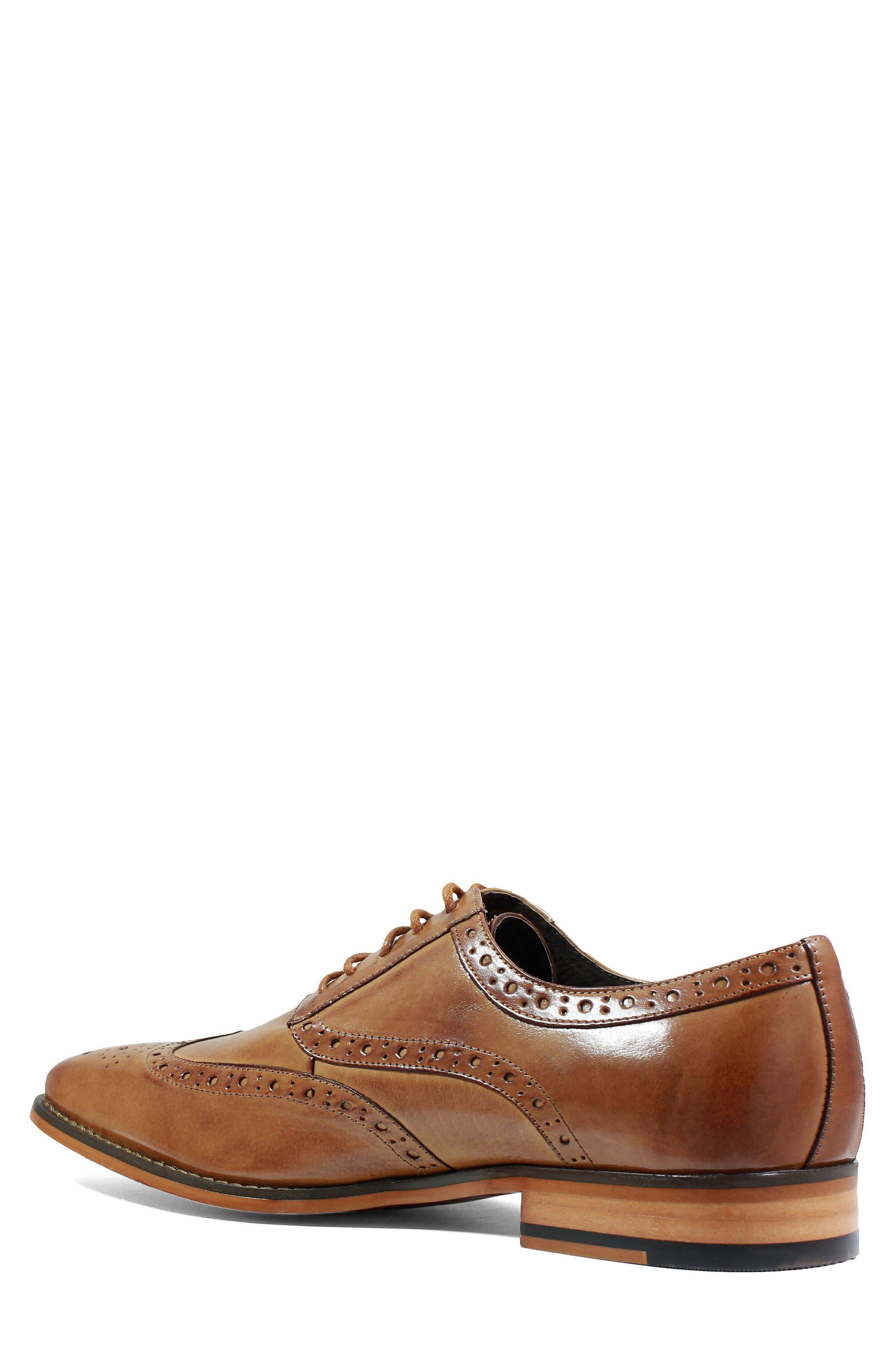 Tinsley Wingtip,                             Alternate thumbnail 2, color,                             TAN