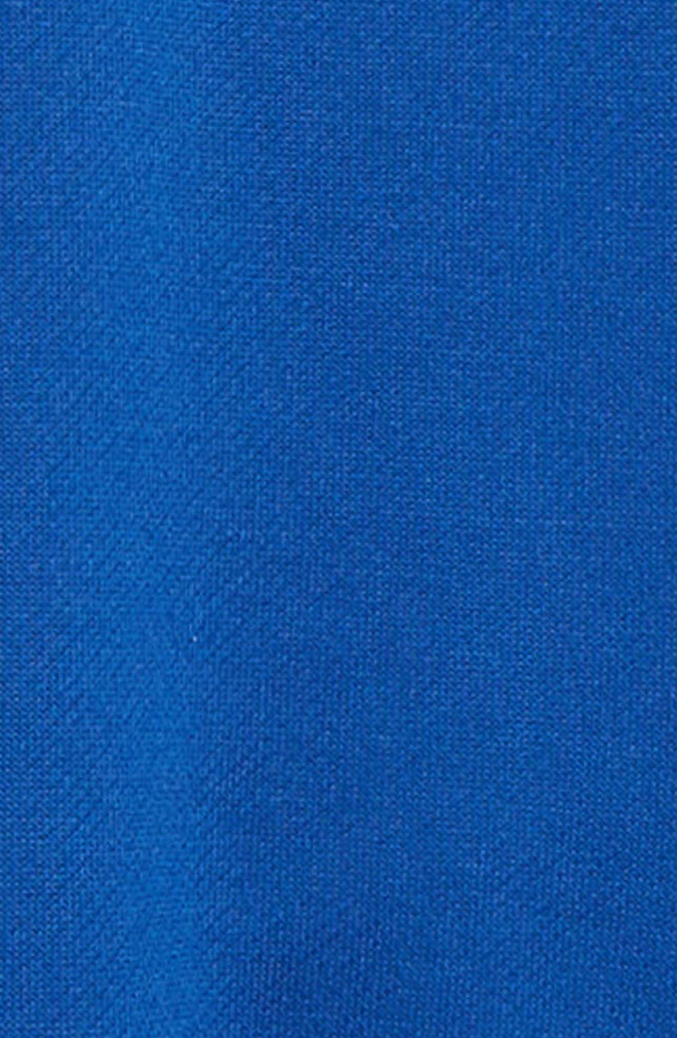 NIKE,                             Dry Fleece Training Pants,                             Alternate thumbnail 2, color,                             INDIGO FORCE/ WHITE
