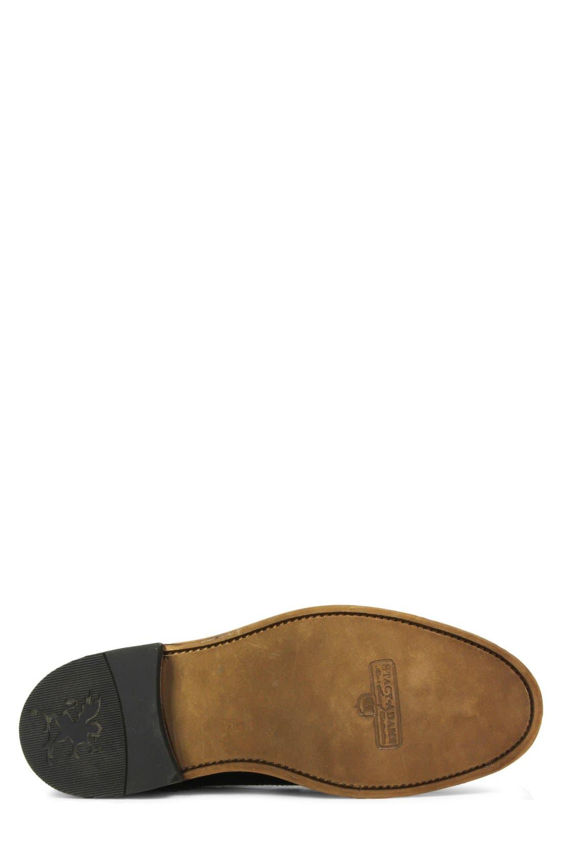Madison II Cap Toe Boot,                             Alternate thumbnail 4, color,                             930