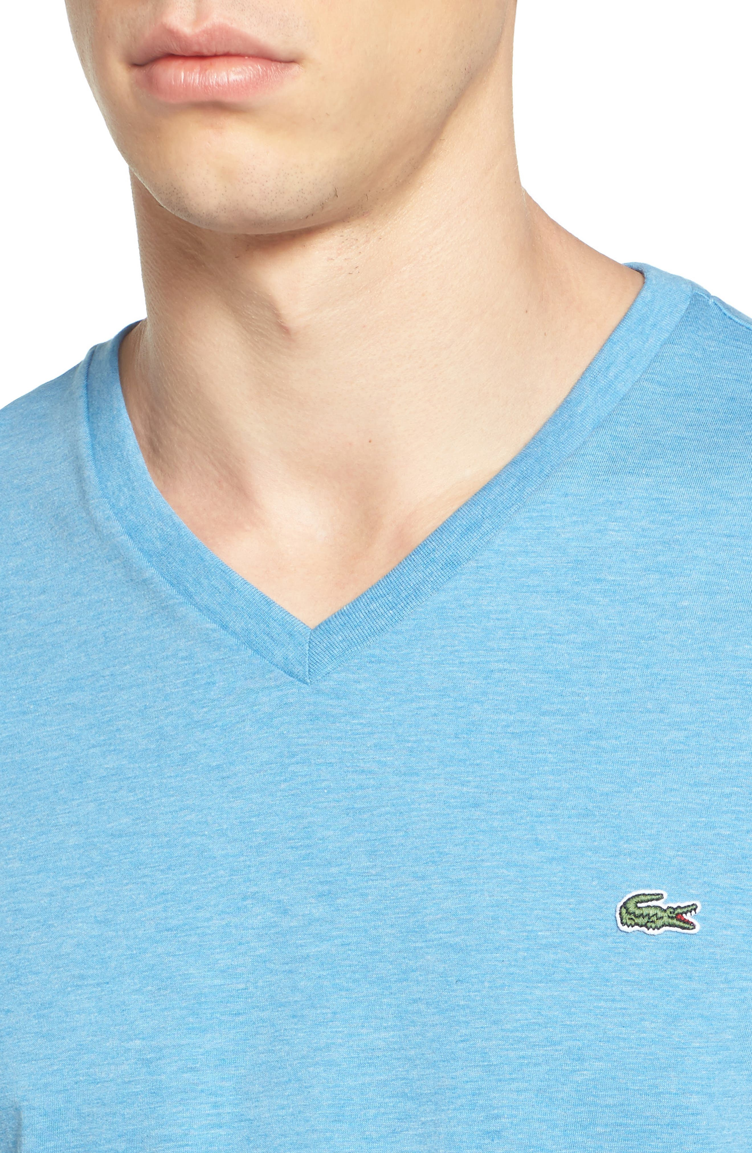 V-Neck T-Shirt,                             Alternate thumbnail 17, color,
