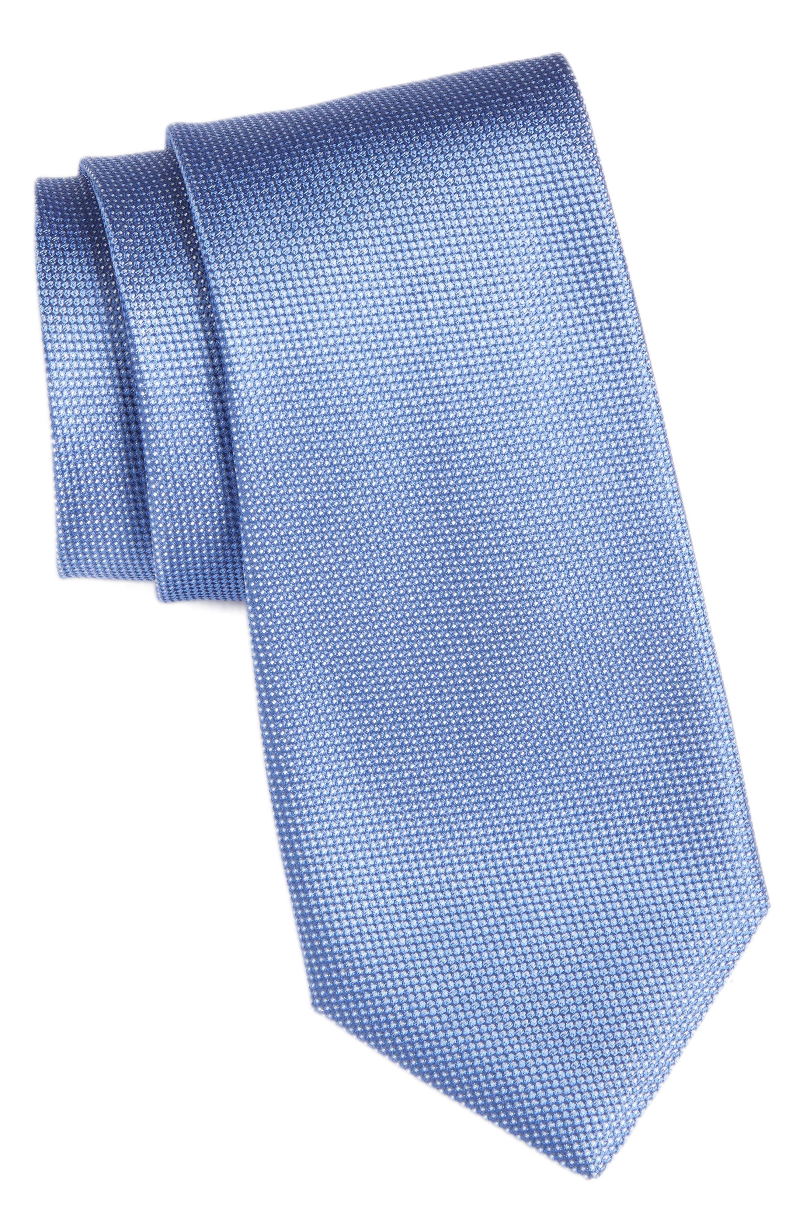 Rawson Solid Silk Tie,                             Main thumbnail 2, color,