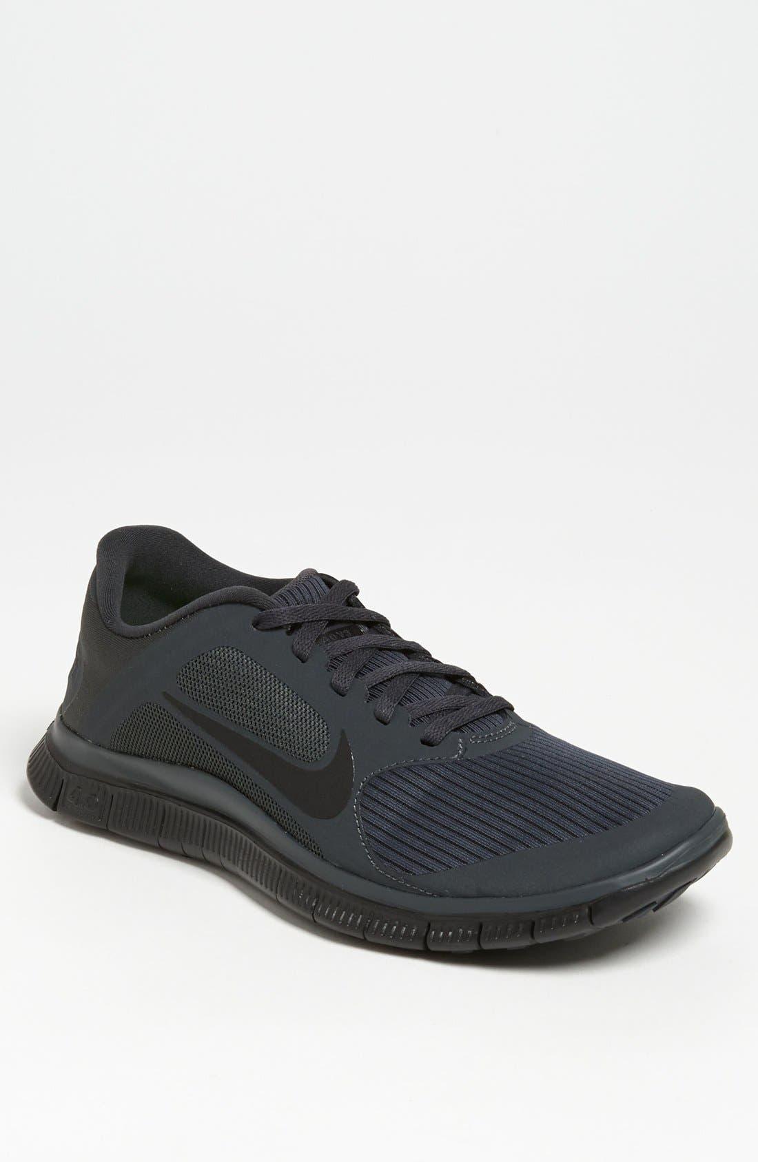 'Free 4.0 V3' Running Shoe,                             Main thumbnail 1, color,                             001