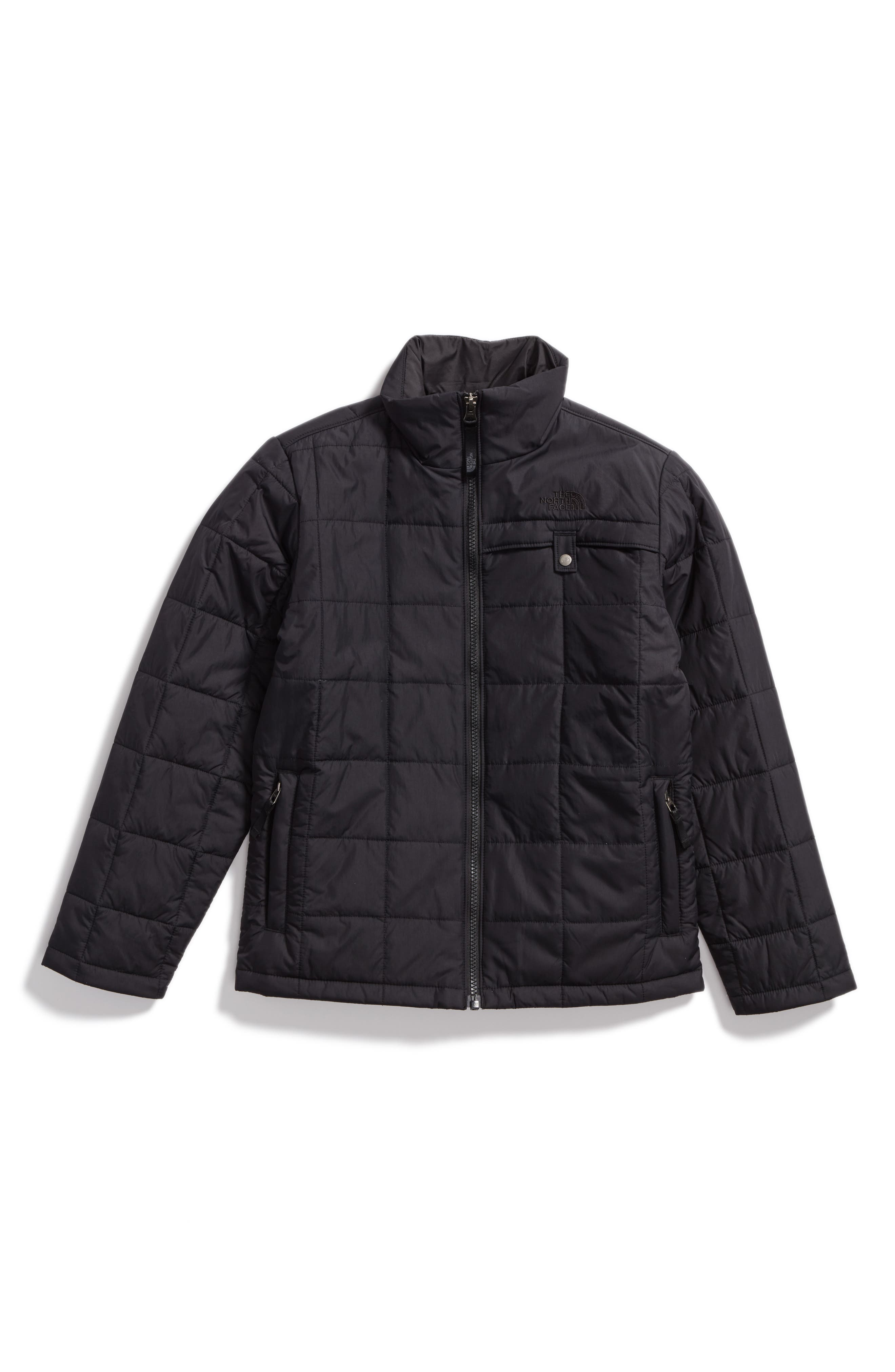 Harway Heatseaker<sup>™</sup> Jacket,                             Main thumbnail 1, color,                             TNF BLACK