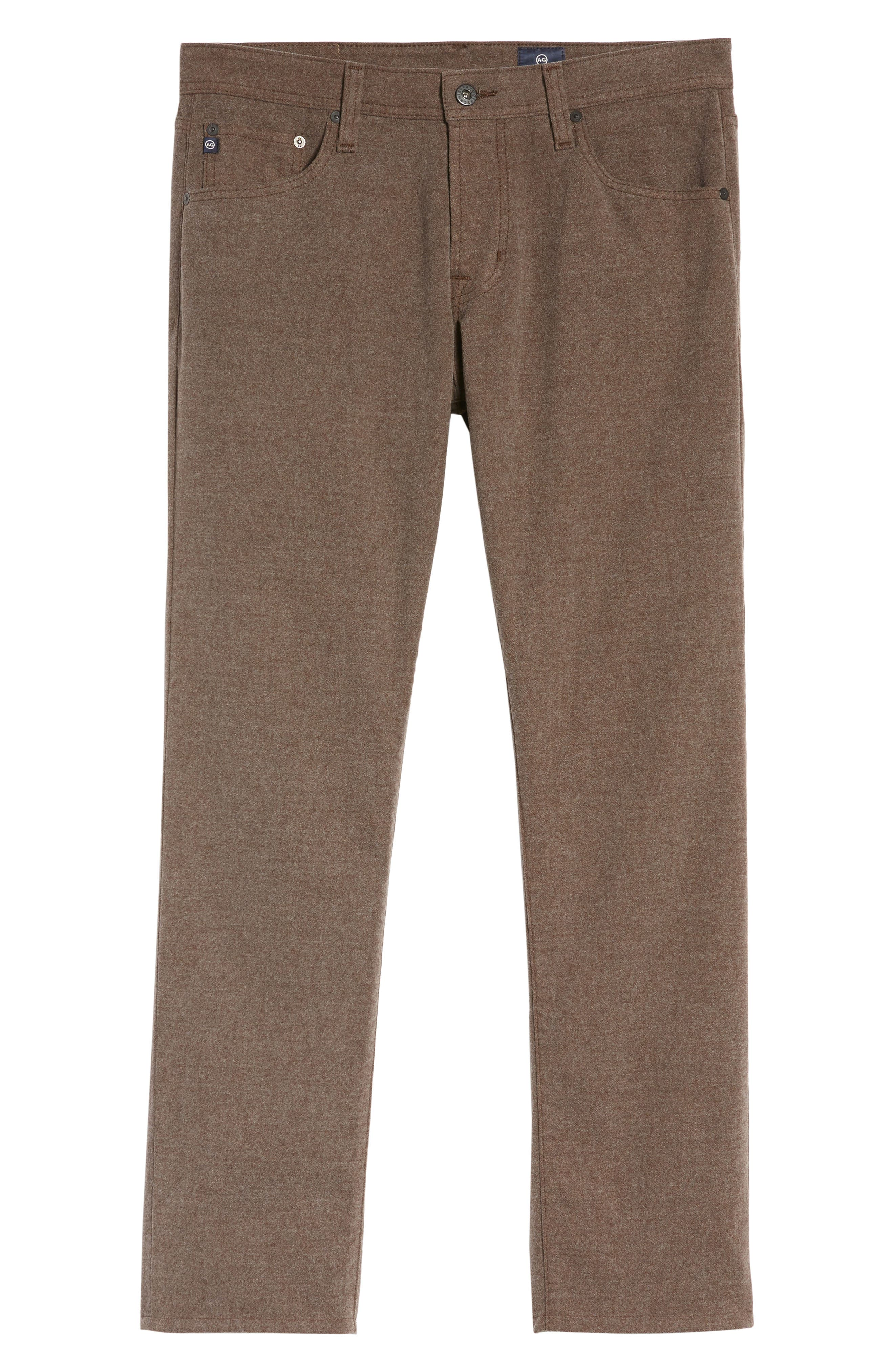Tellis Slim Fit Five-Pocket Pants,                             Alternate thumbnail 23, color,