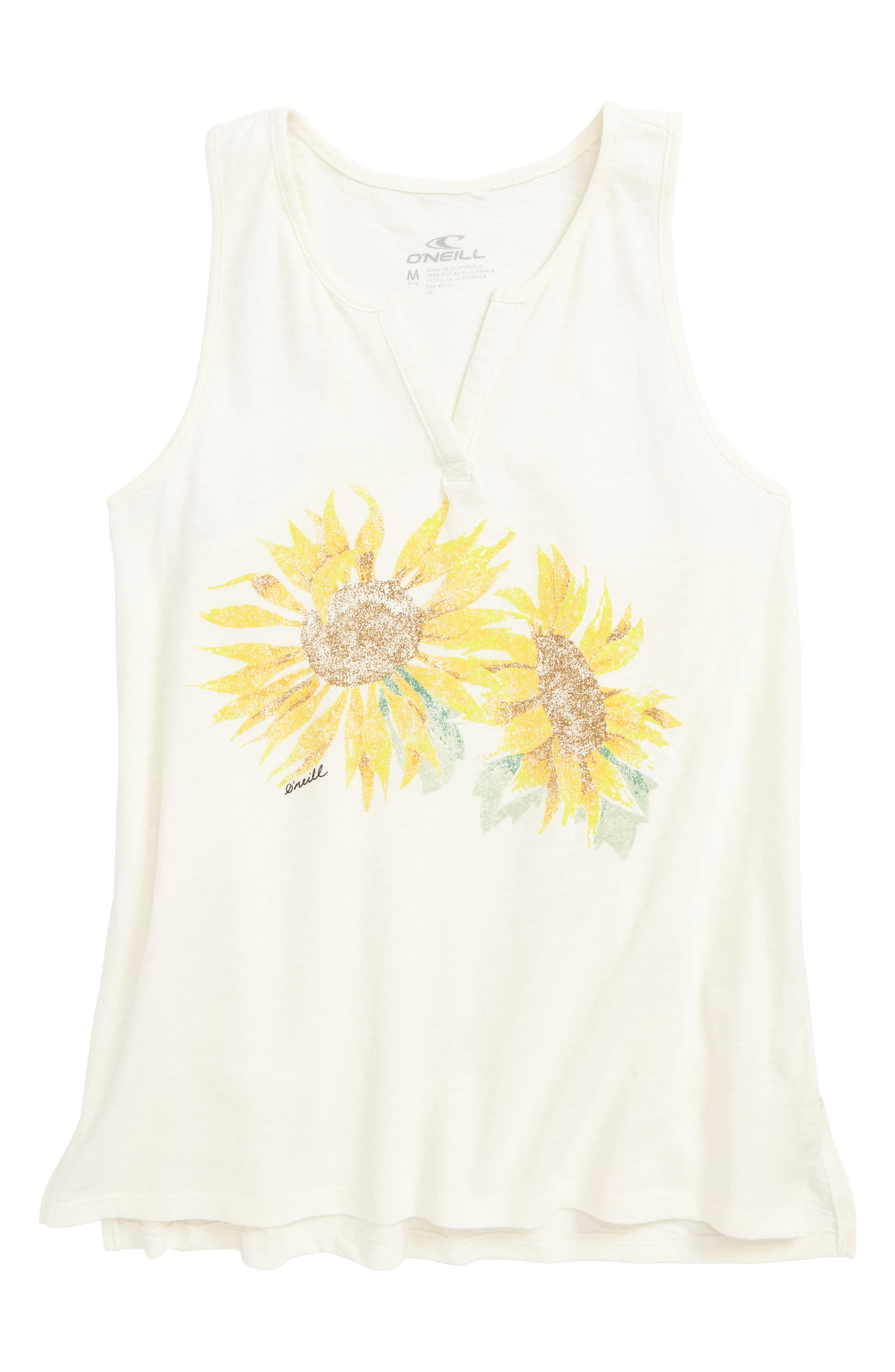 O'NEILL Soleil Graphic Tank, Main, color, 250
