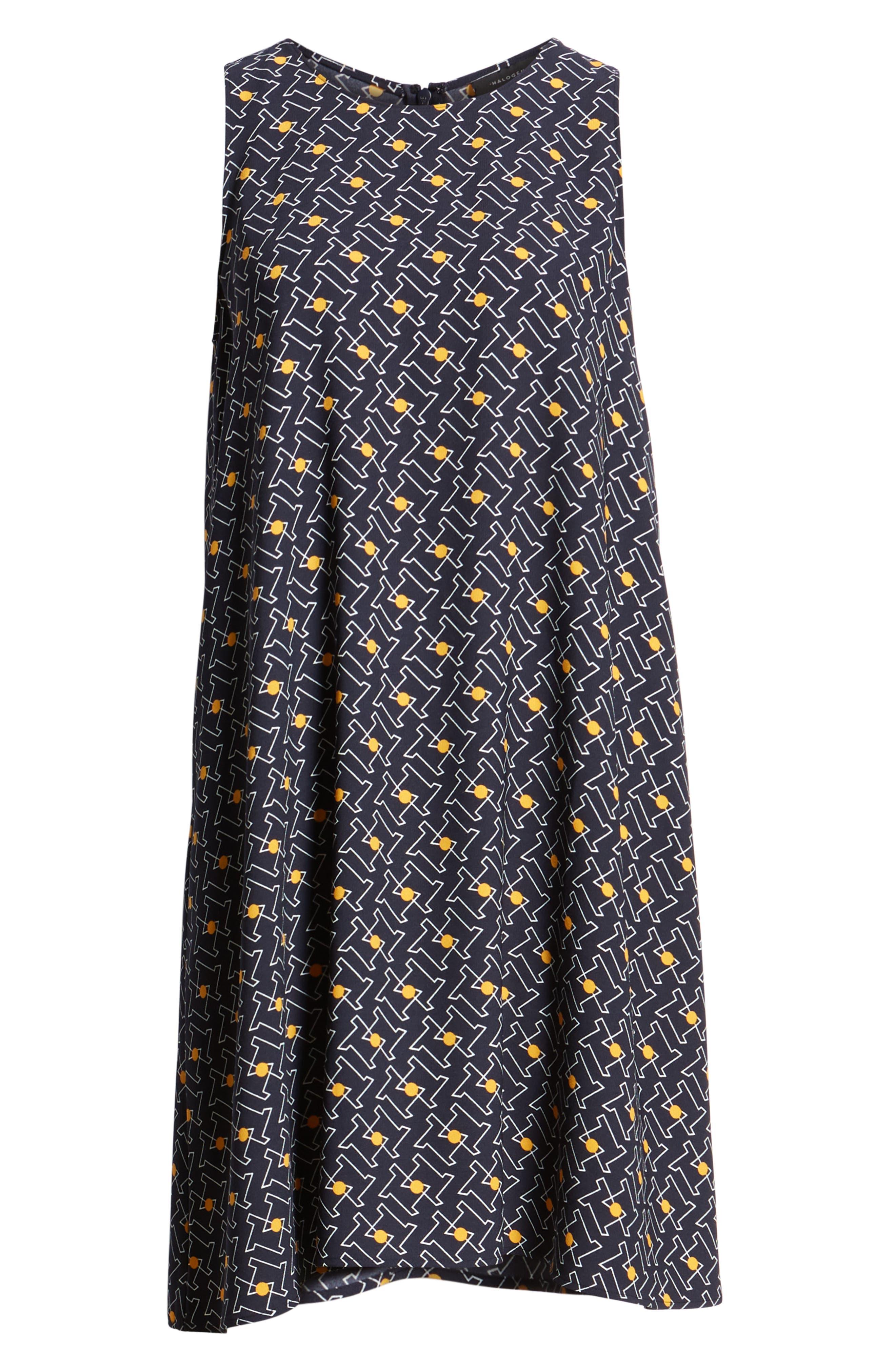 A-Line Dress,                             Alternate thumbnail 143, color,