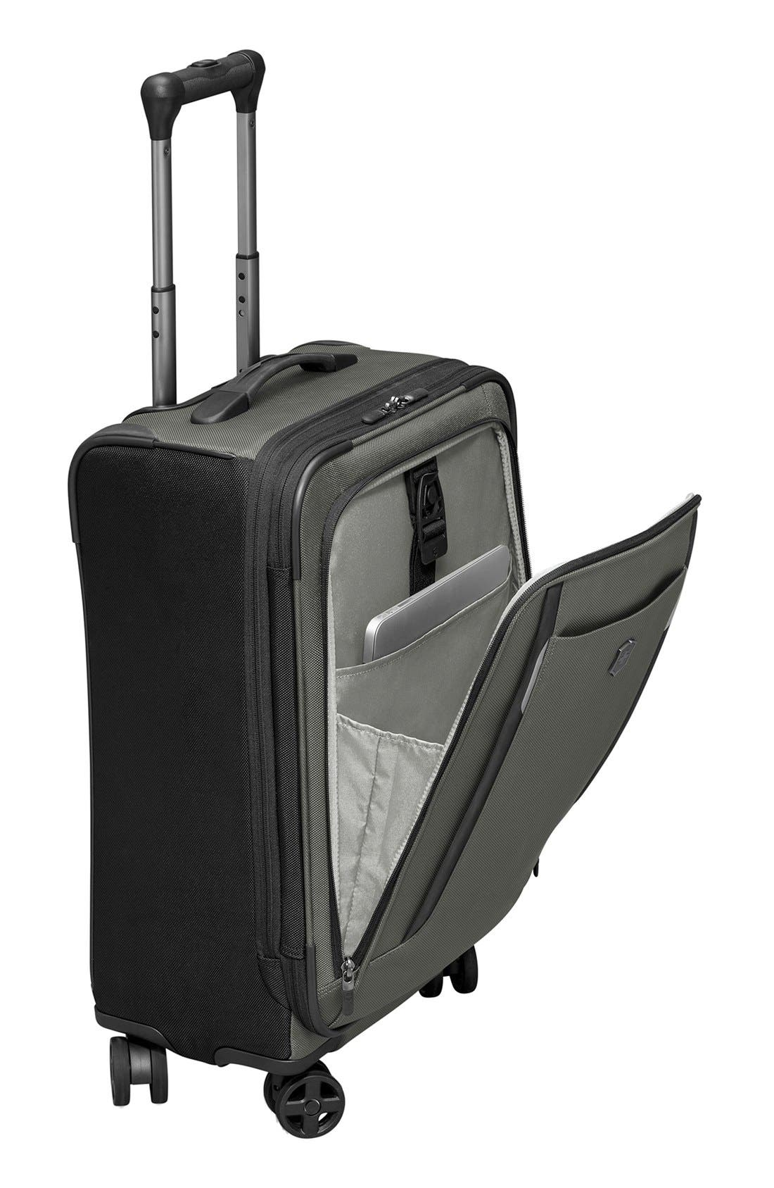 WT 5.0 Dual Caster Wheeled 22-Inch Carry-On,                             Alternate thumbnail 6, color,