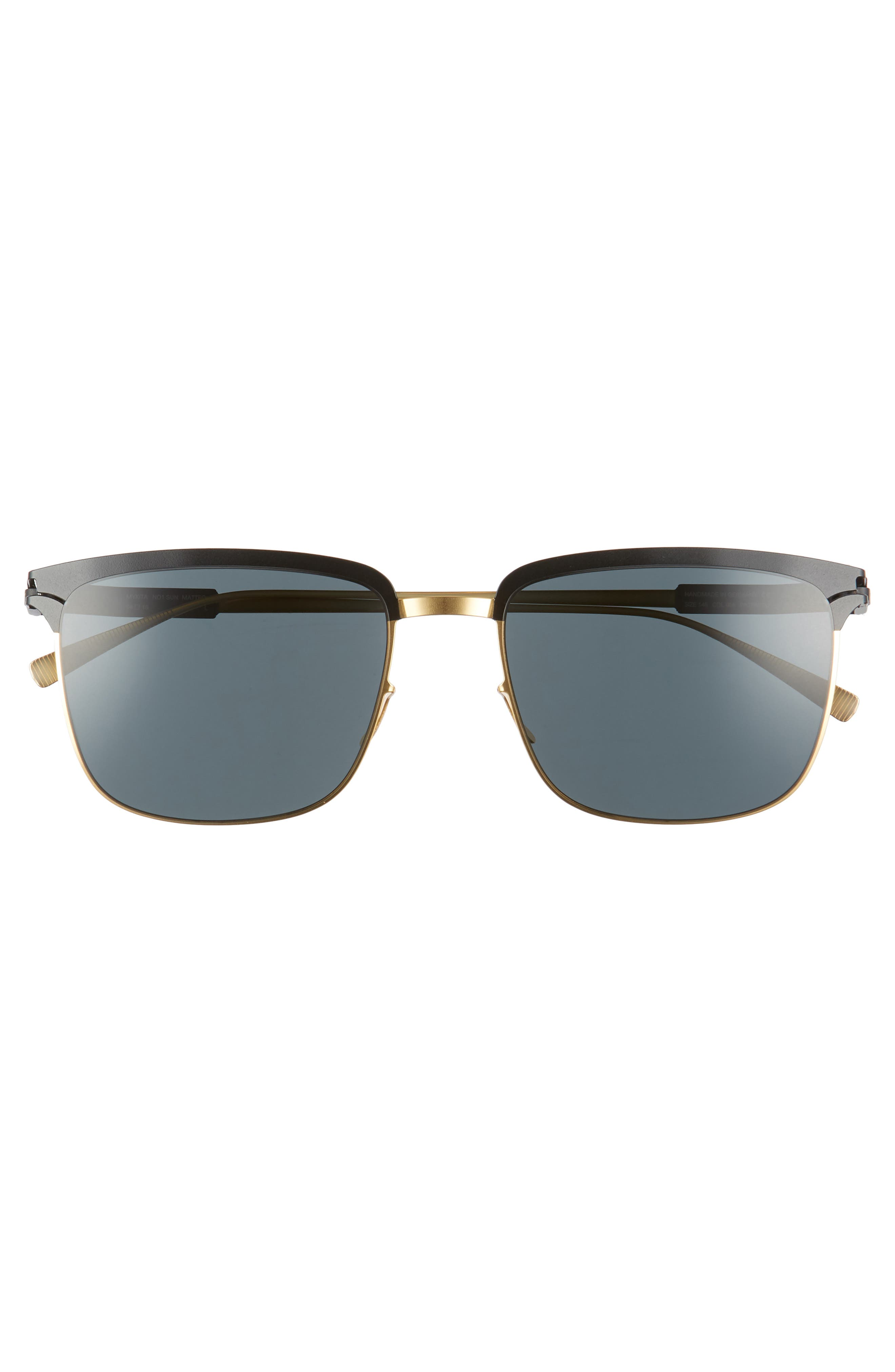 Matteo 54mm Polarized Sunglasses,                             Alternate thumbnail 2, color,