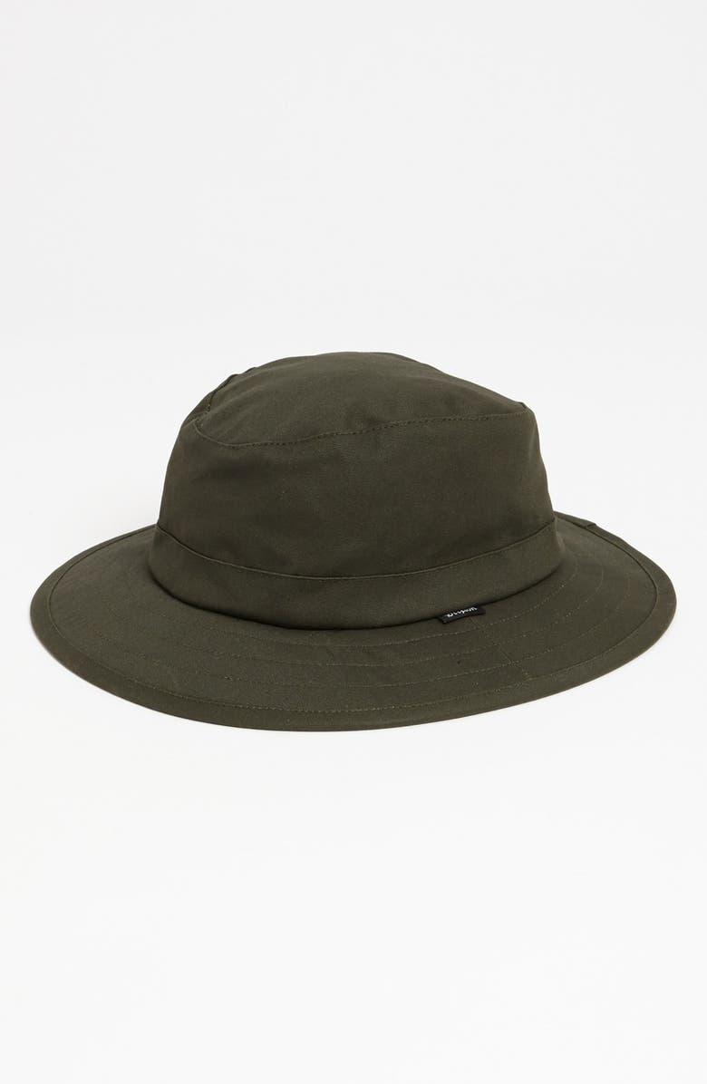 e5ad8a6968b Brixton  Tracker  Bucket Hat