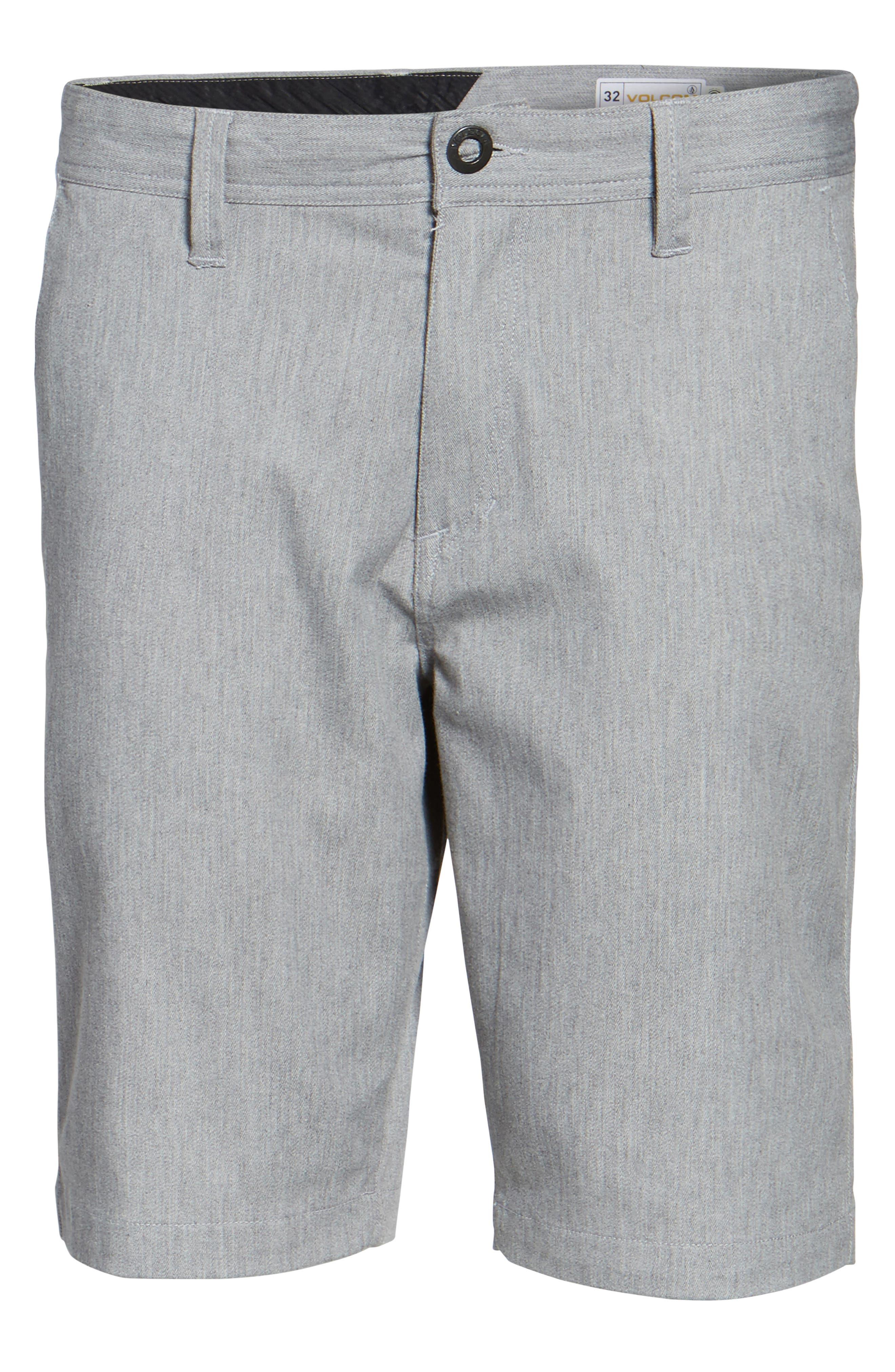 'Modern' Stretch Chino Shorts,                             Alternate thumbnail 55, color,