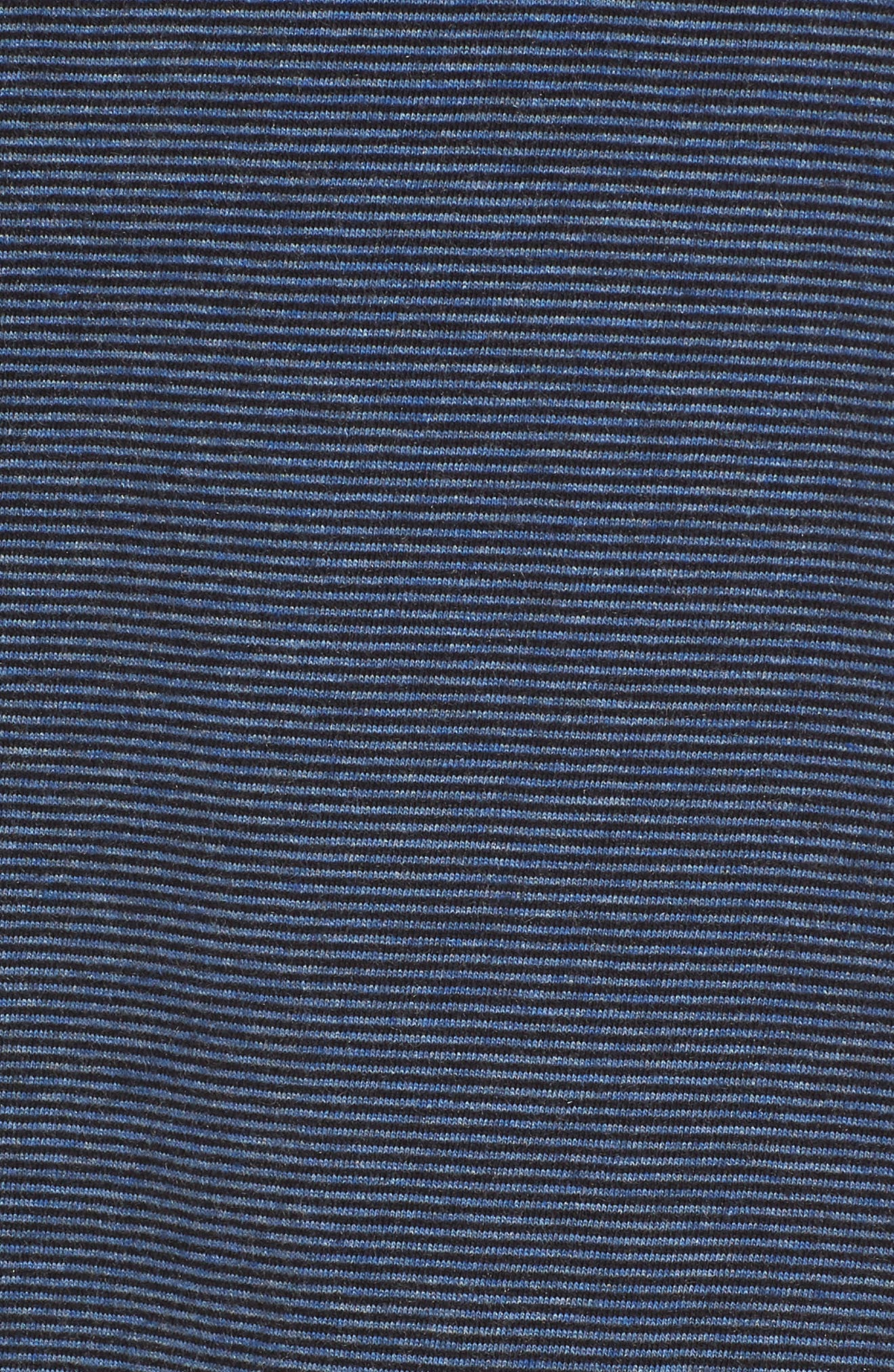 JQ Regular Fit Stripe Polo,                             Alternate thumbnail 14, color,