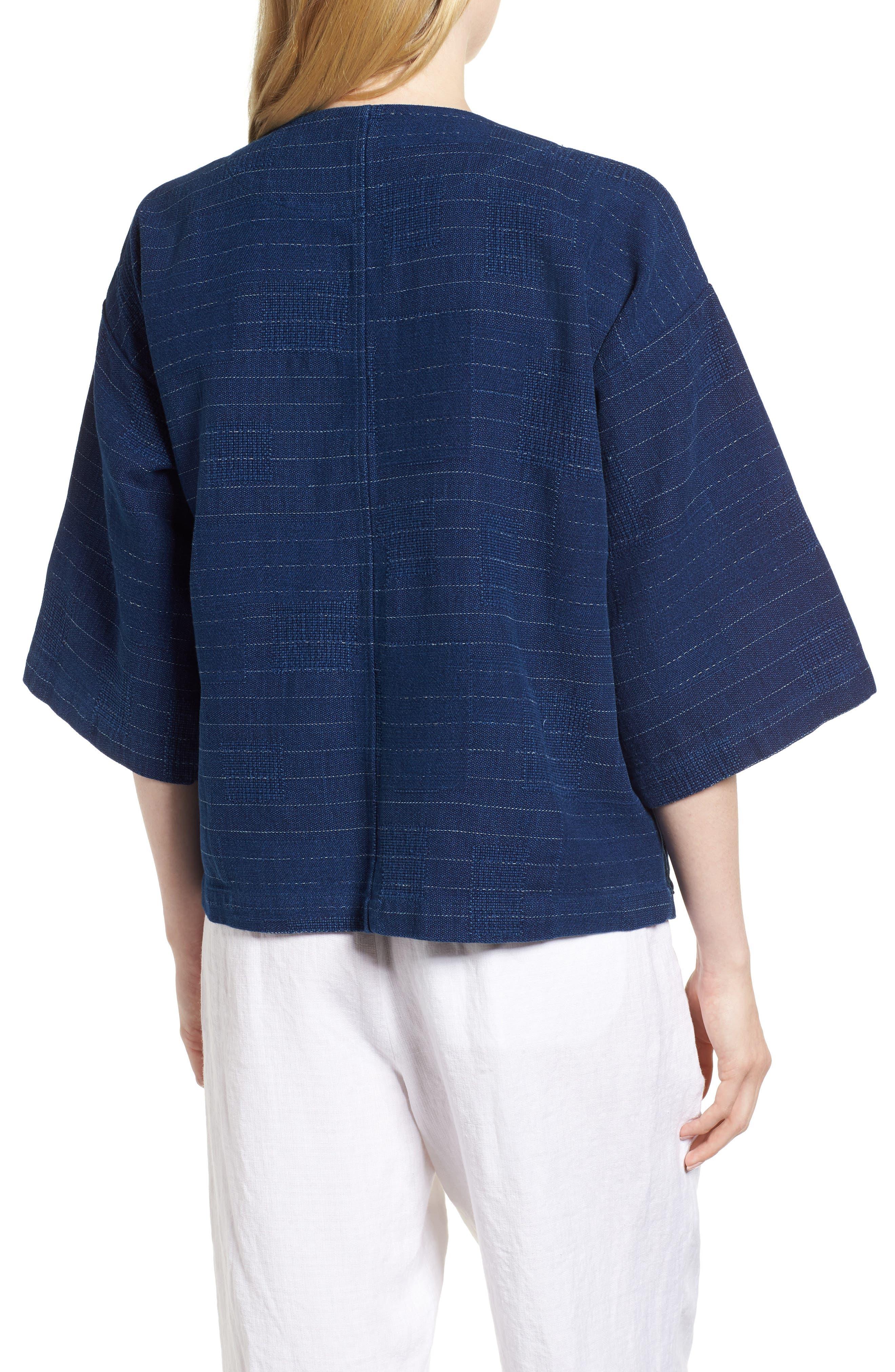 Belted Kimono Jacket,                             Alternate thumbnail 2, color,                             402