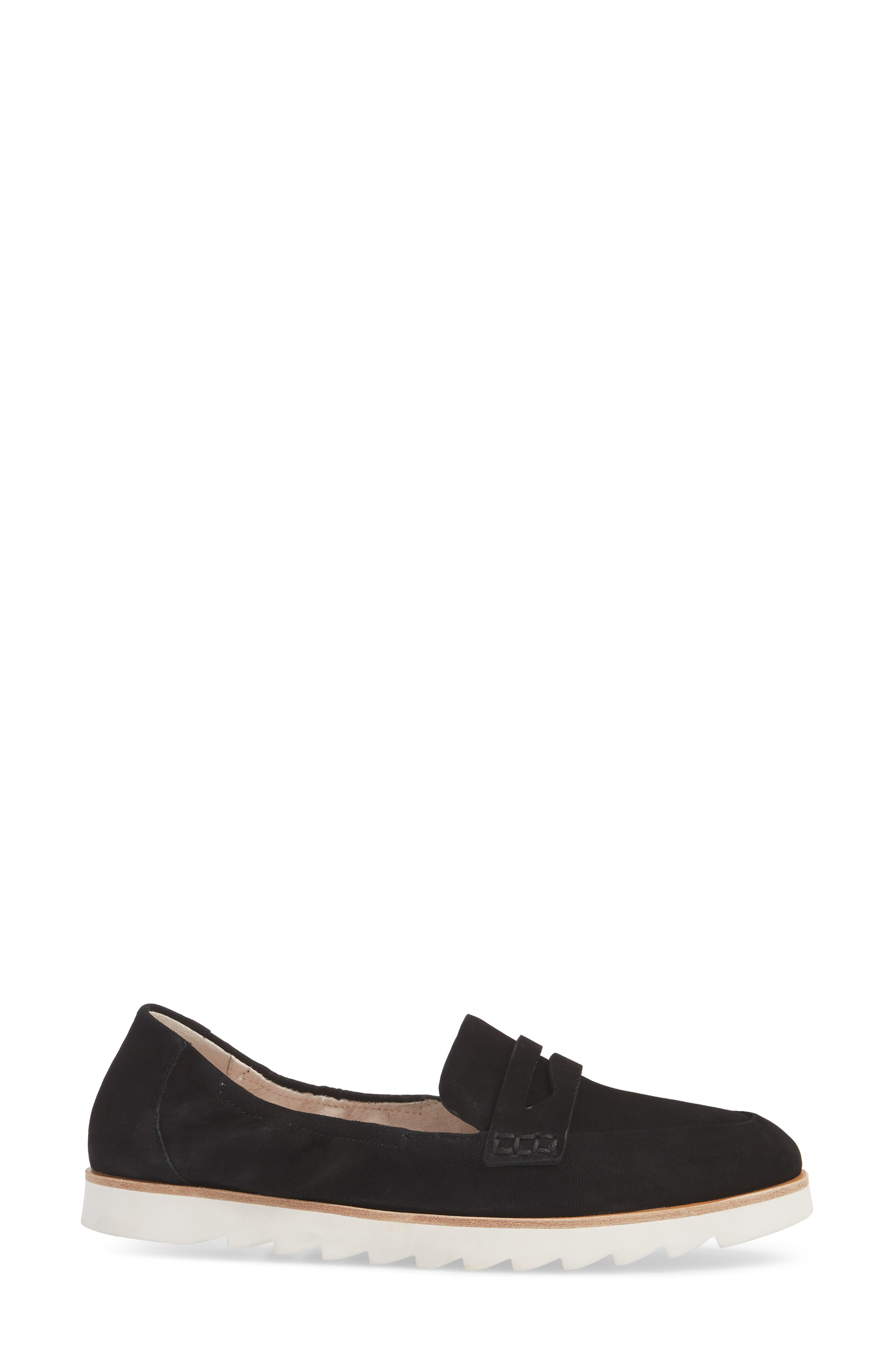 Rylee Penny Loafer,                             Alternate thumbnail 3, color,                             001