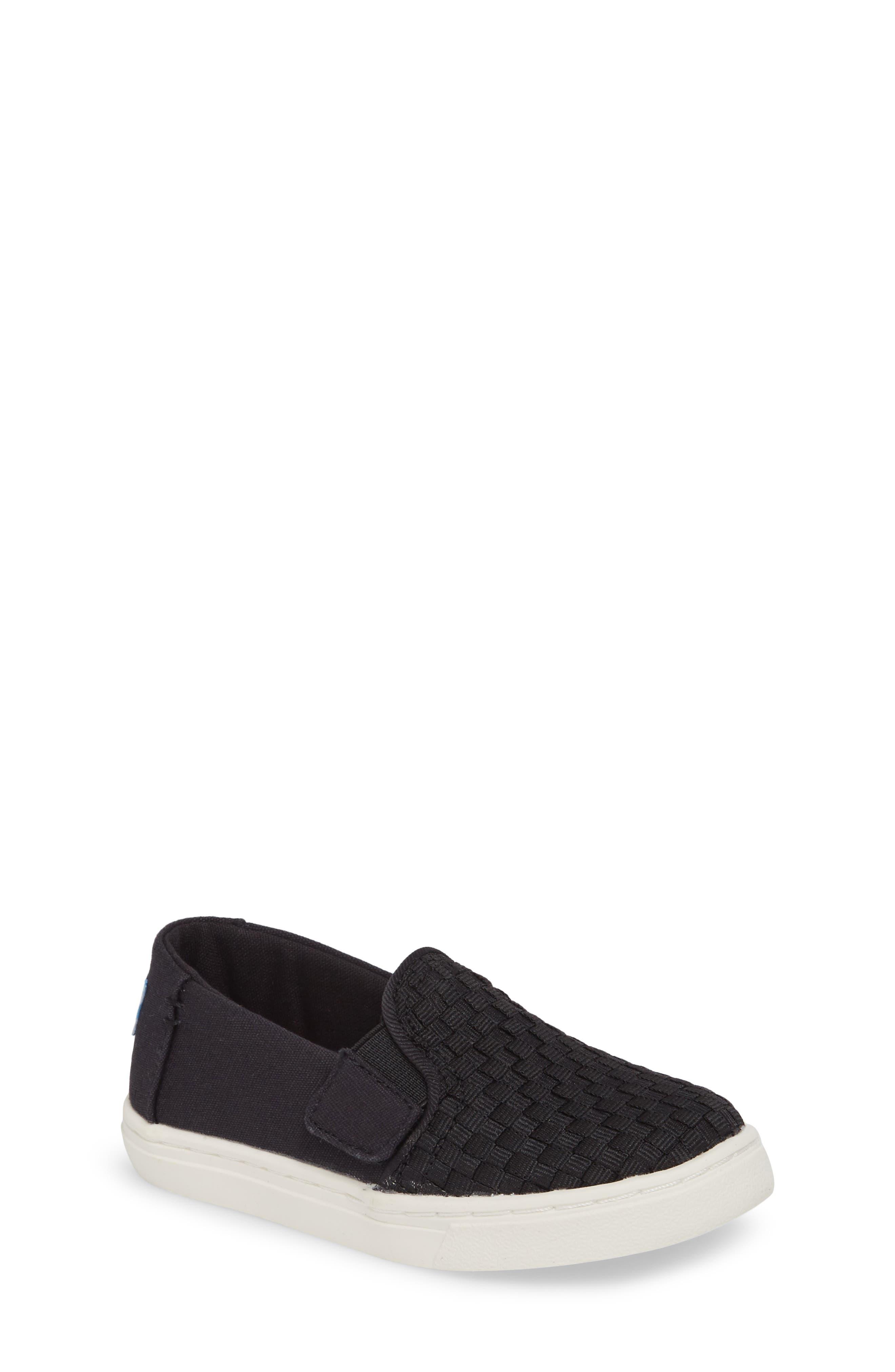 Luca Slip-On Sneaker,                             Main thumbnail 1, color,                             001