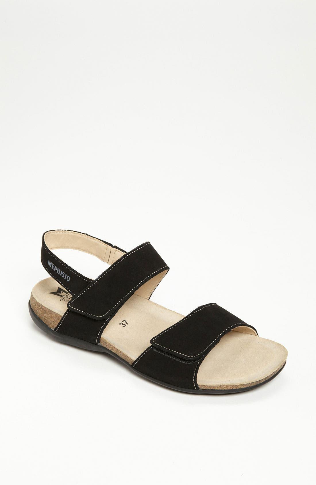 'Agave' Sandal,                             Main thumbnail 1, color,                             004