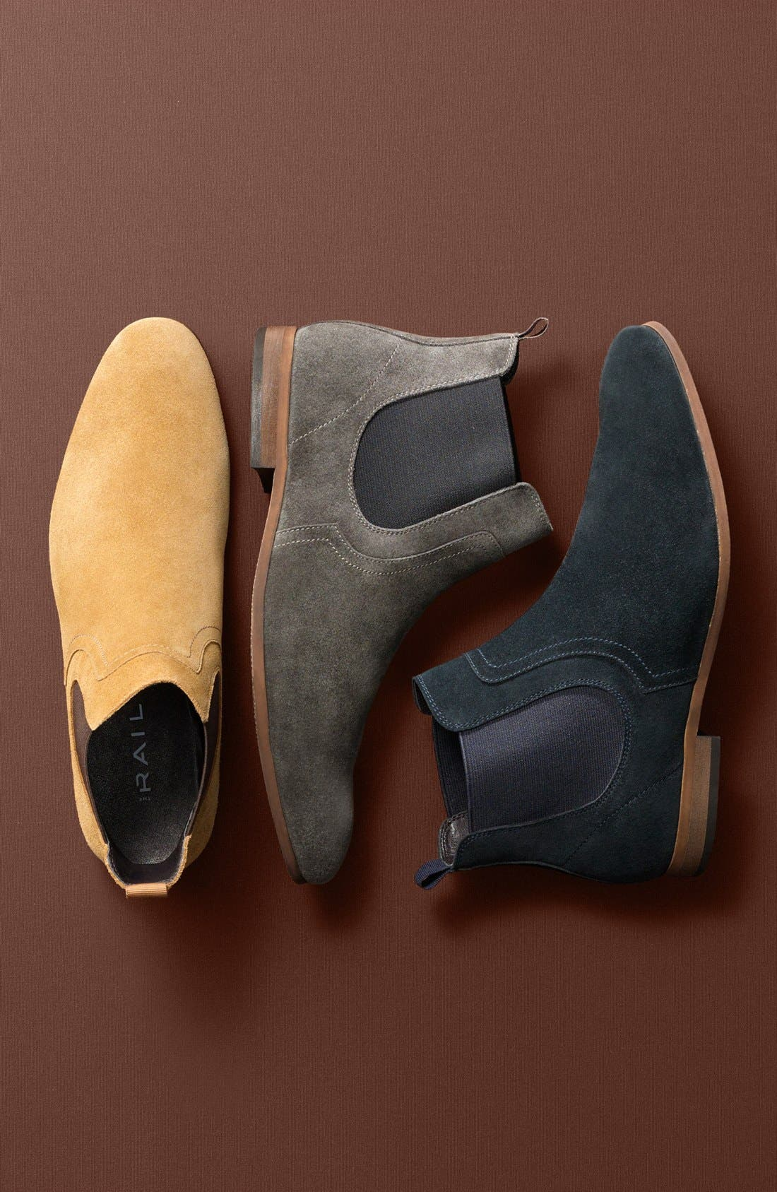 Brysen Chelsea Boot,                             Alternate thumbnail 16, color,