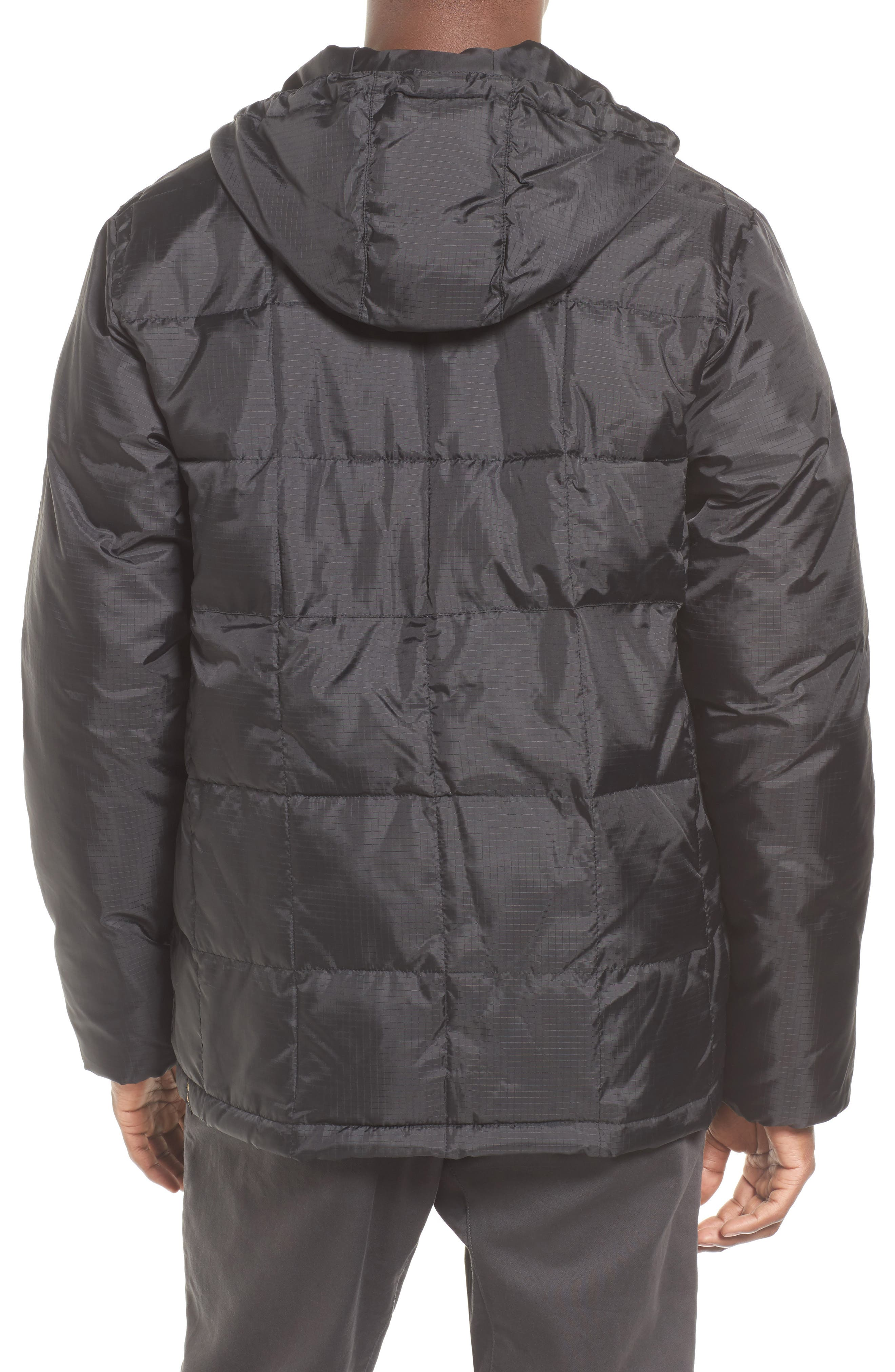 Puffer Water-Repellent Jacket,                             Alternate thumbnail 2, color,                             002