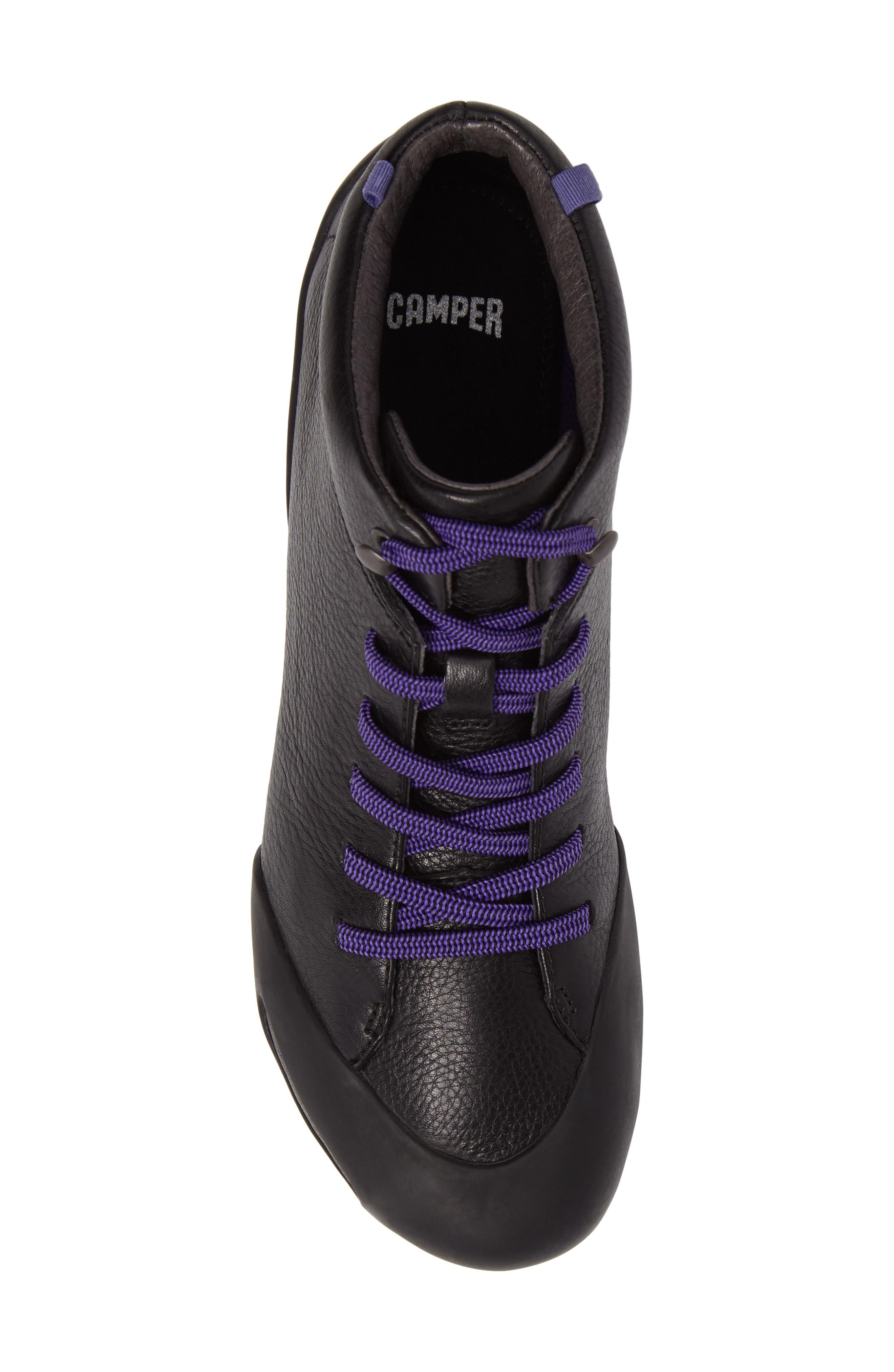 Peu Senda Sneaker,                             Alternate thumbnail 5, color,                             001