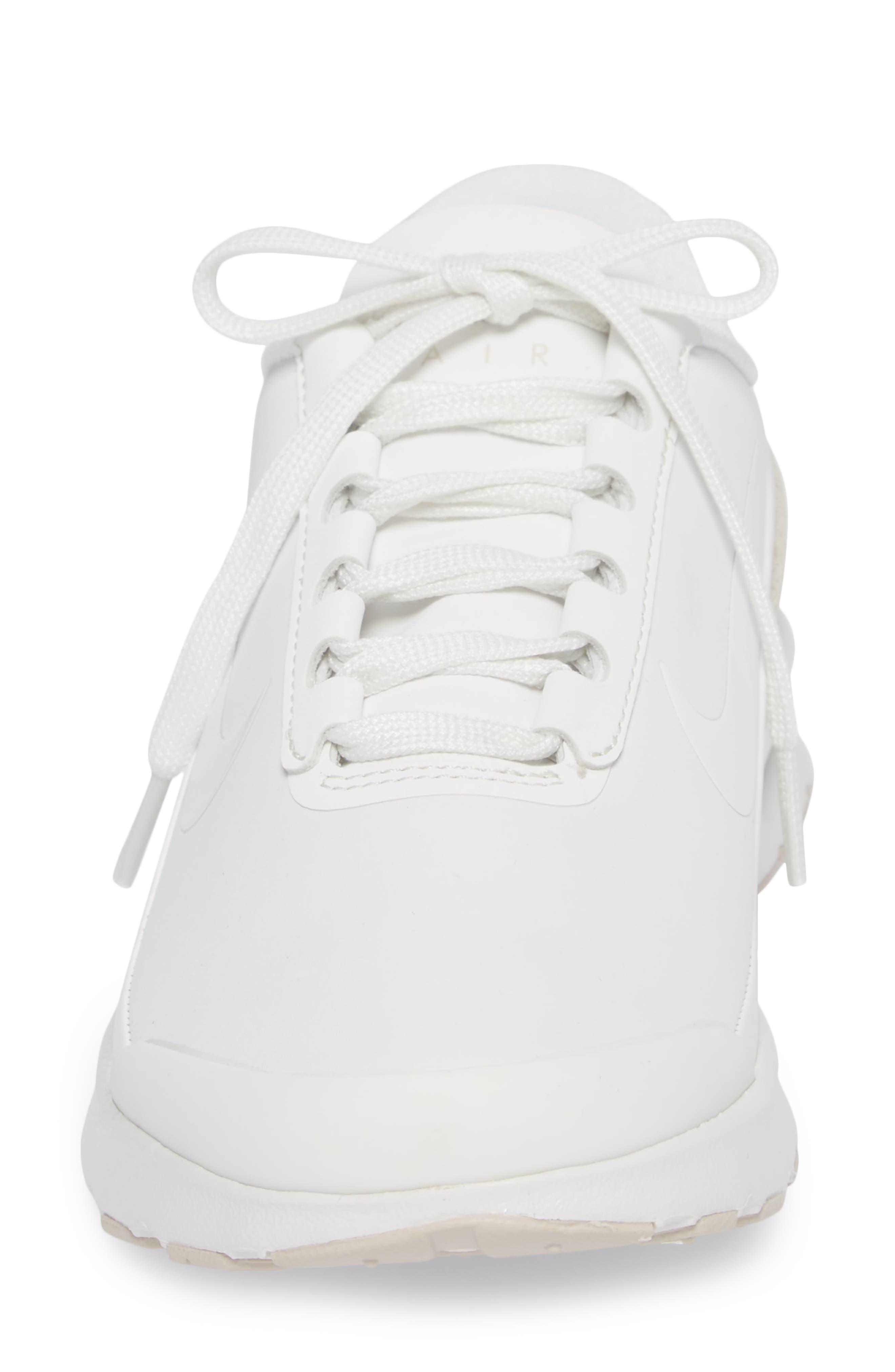 Air Max Jewell Sneaker,                             Alternate thumbnail 4, color,                             100