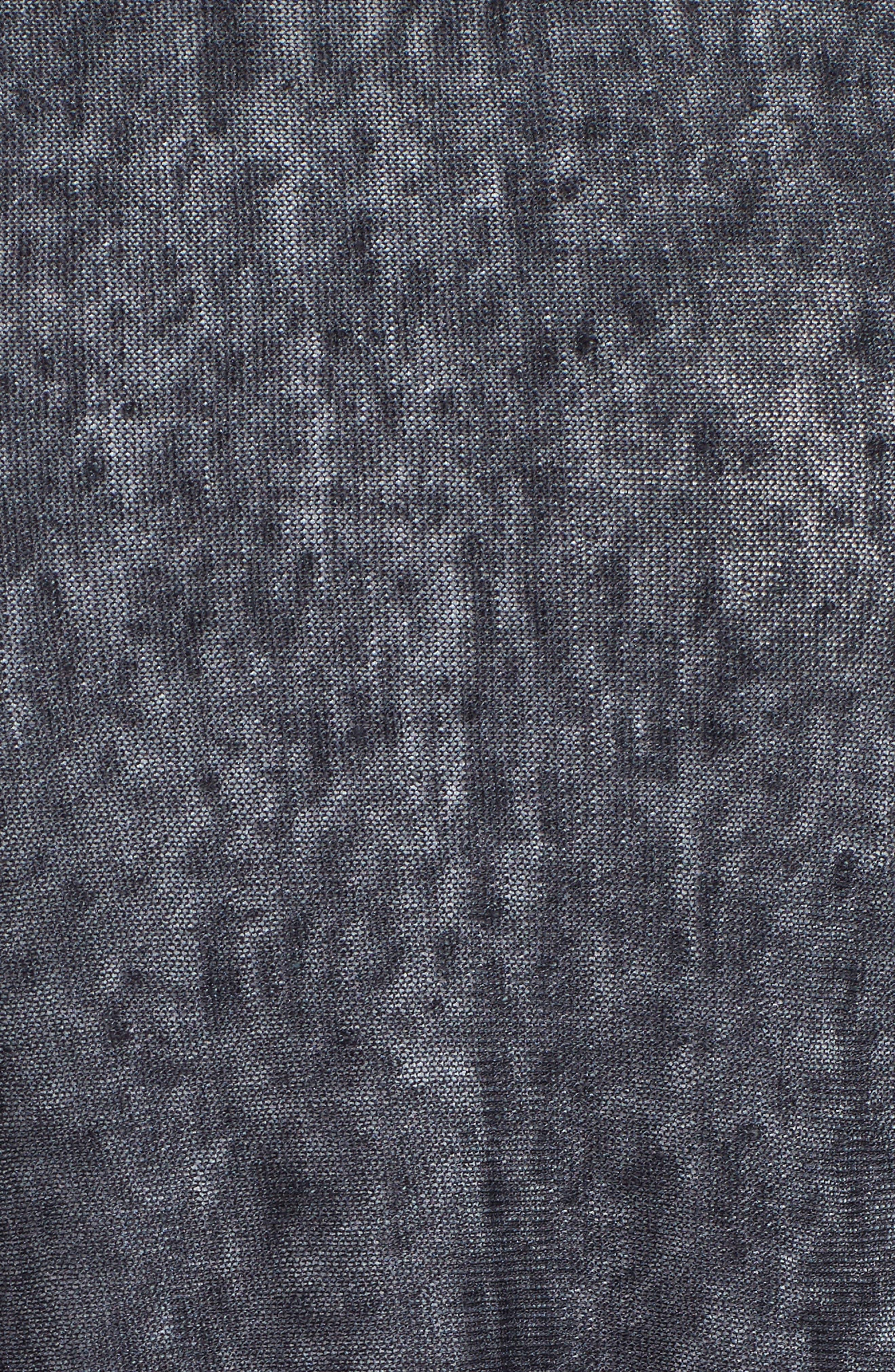 Organic Linen Blend Swing Sweater,                             Alternate thumbnail 38, color,