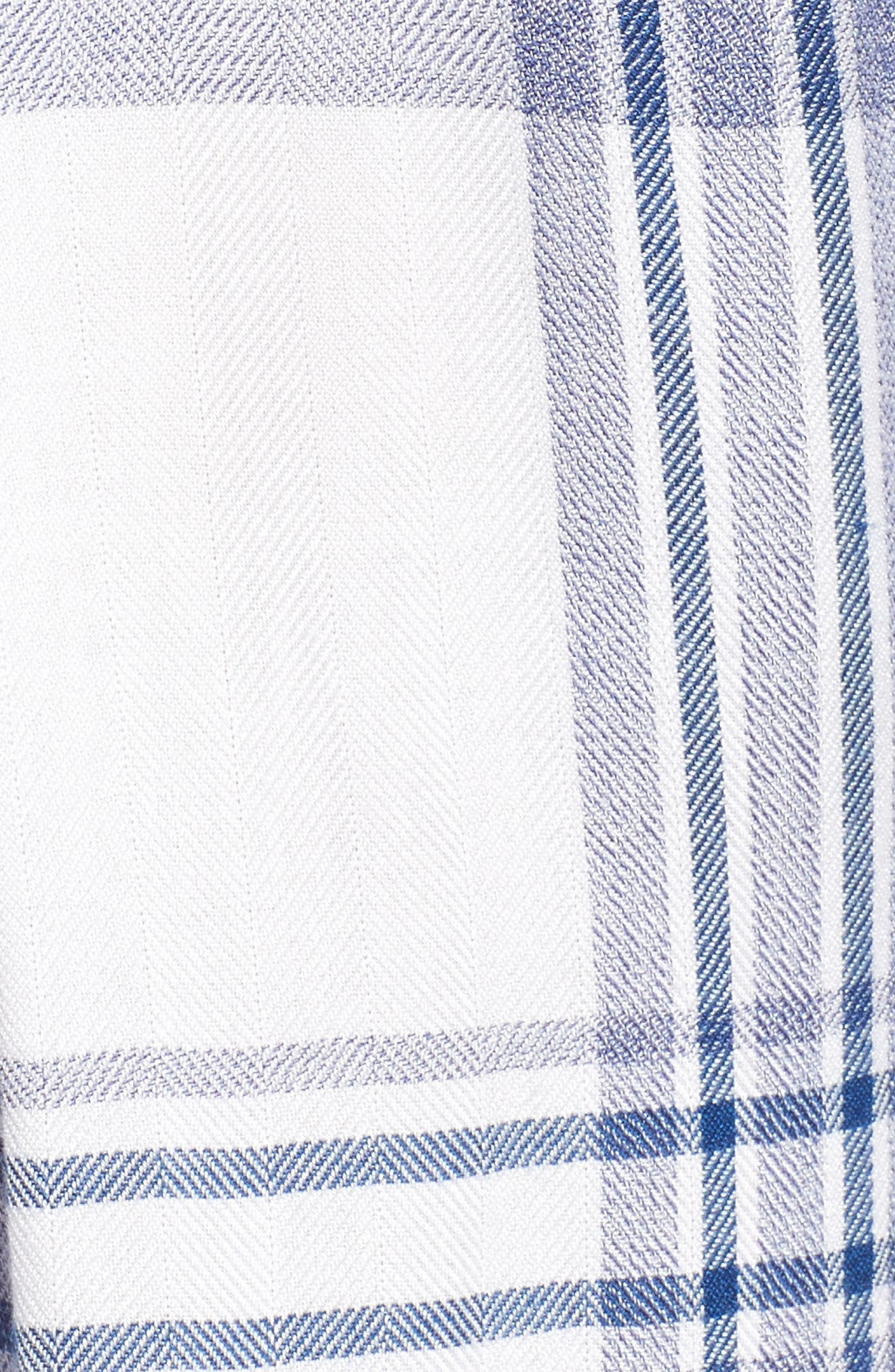 Hunter Plaid Shirt,                             Alternate thumbnail 573, color,