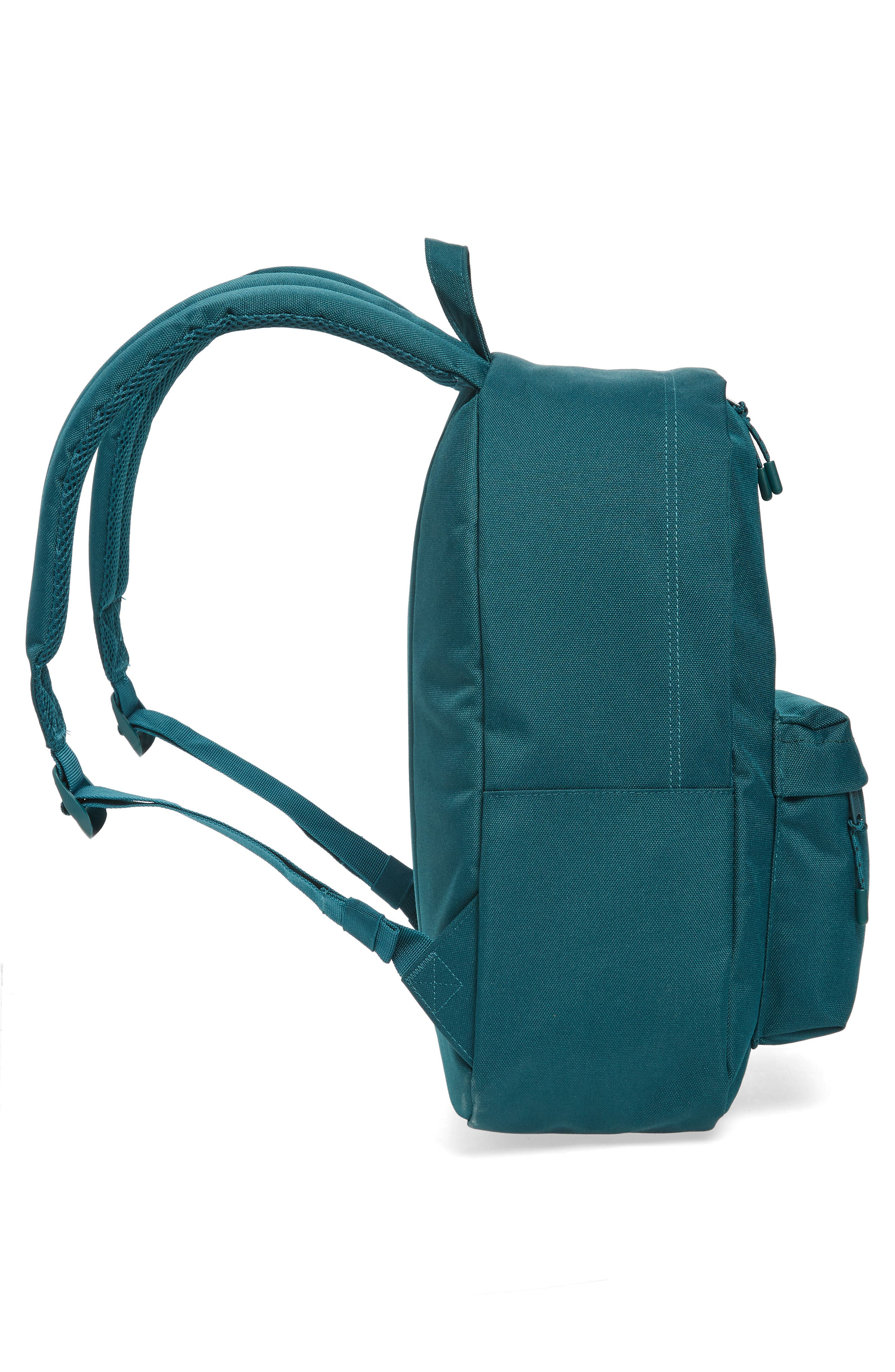 Classic Mid Volume Backpack,                             Alternate thumbnail 5, color,                             DEEP TEAL