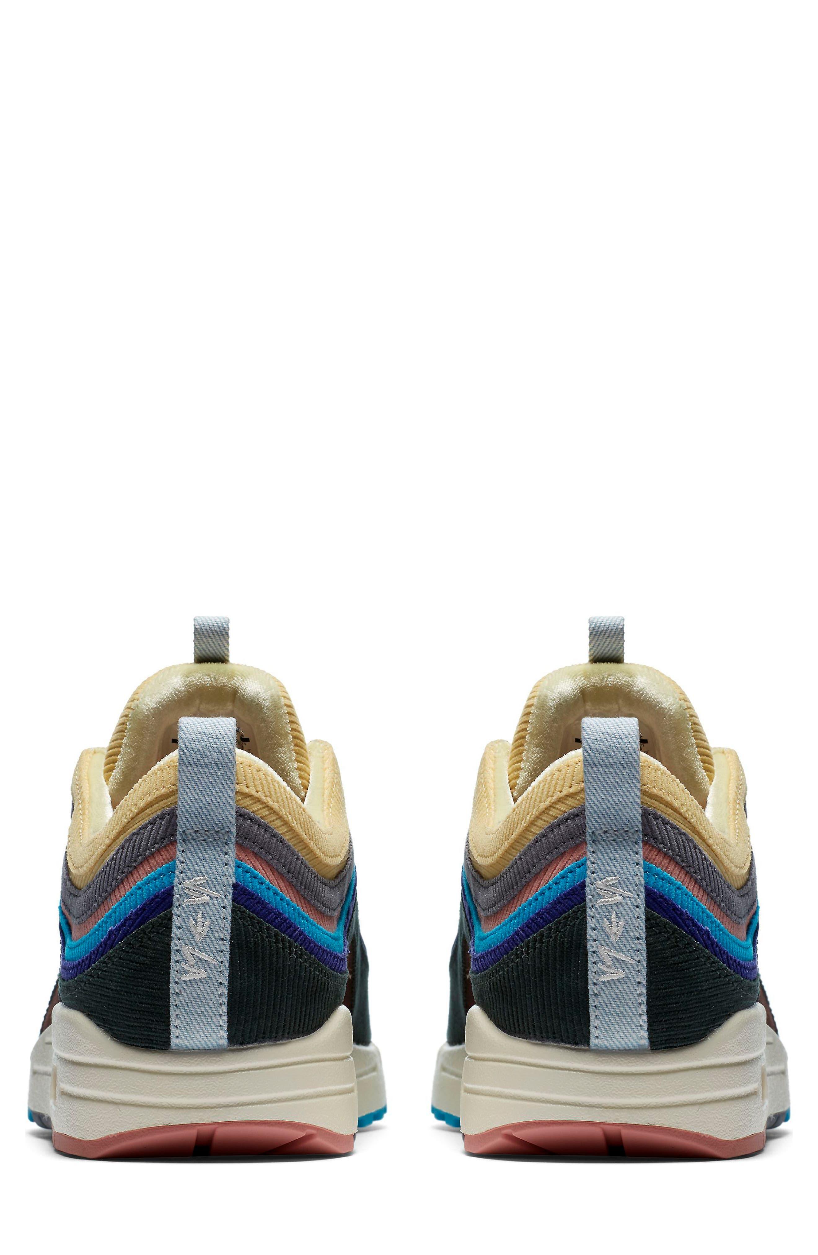 NIKE,                             Air Max 1/97 VF SW Sneaker,                             Alternate thumbnail 2, color,                             400