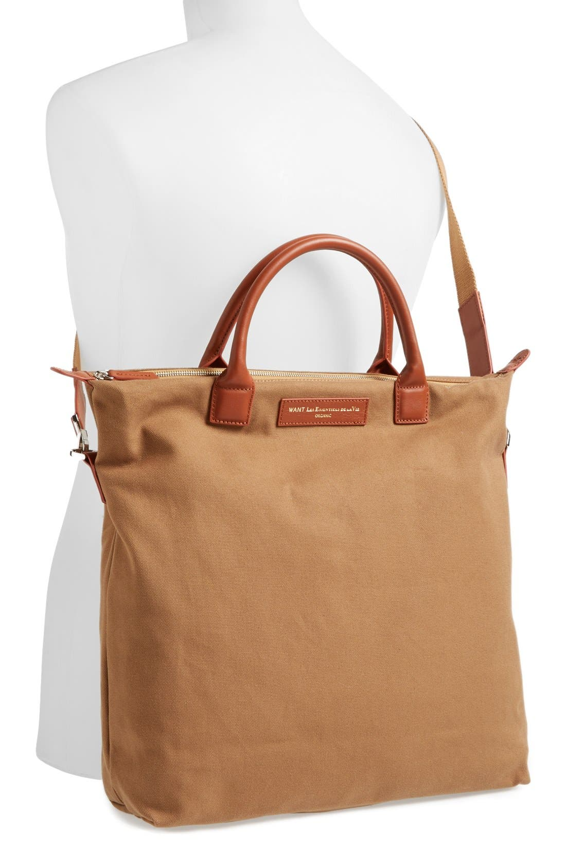 'O'Hare' Tote Bag,                             Alternate thumbnail 5, color,