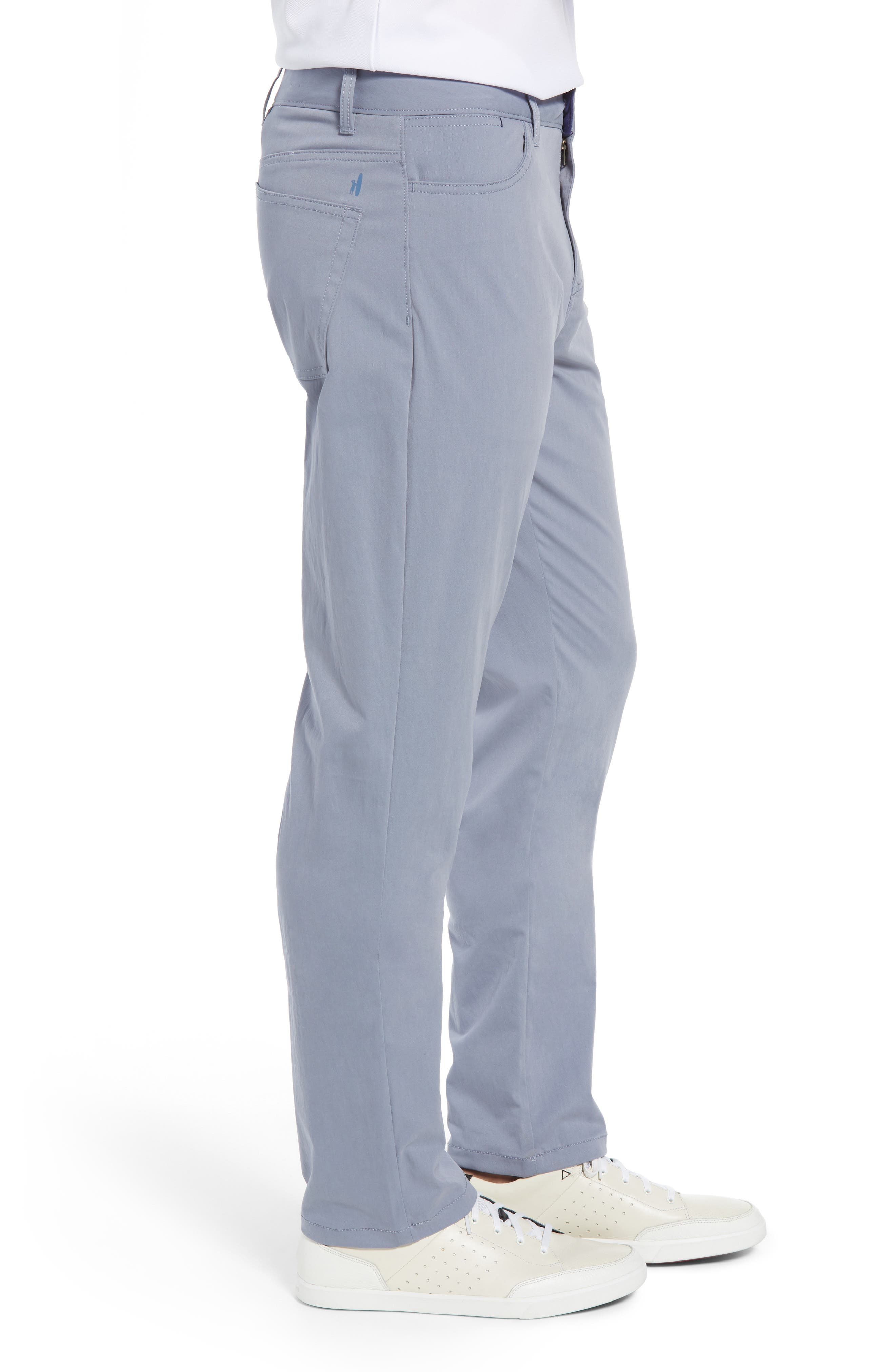 Marin Straight Leg Pants,                             Alternate thumbnail 3, color,                             CLOUDBREAK