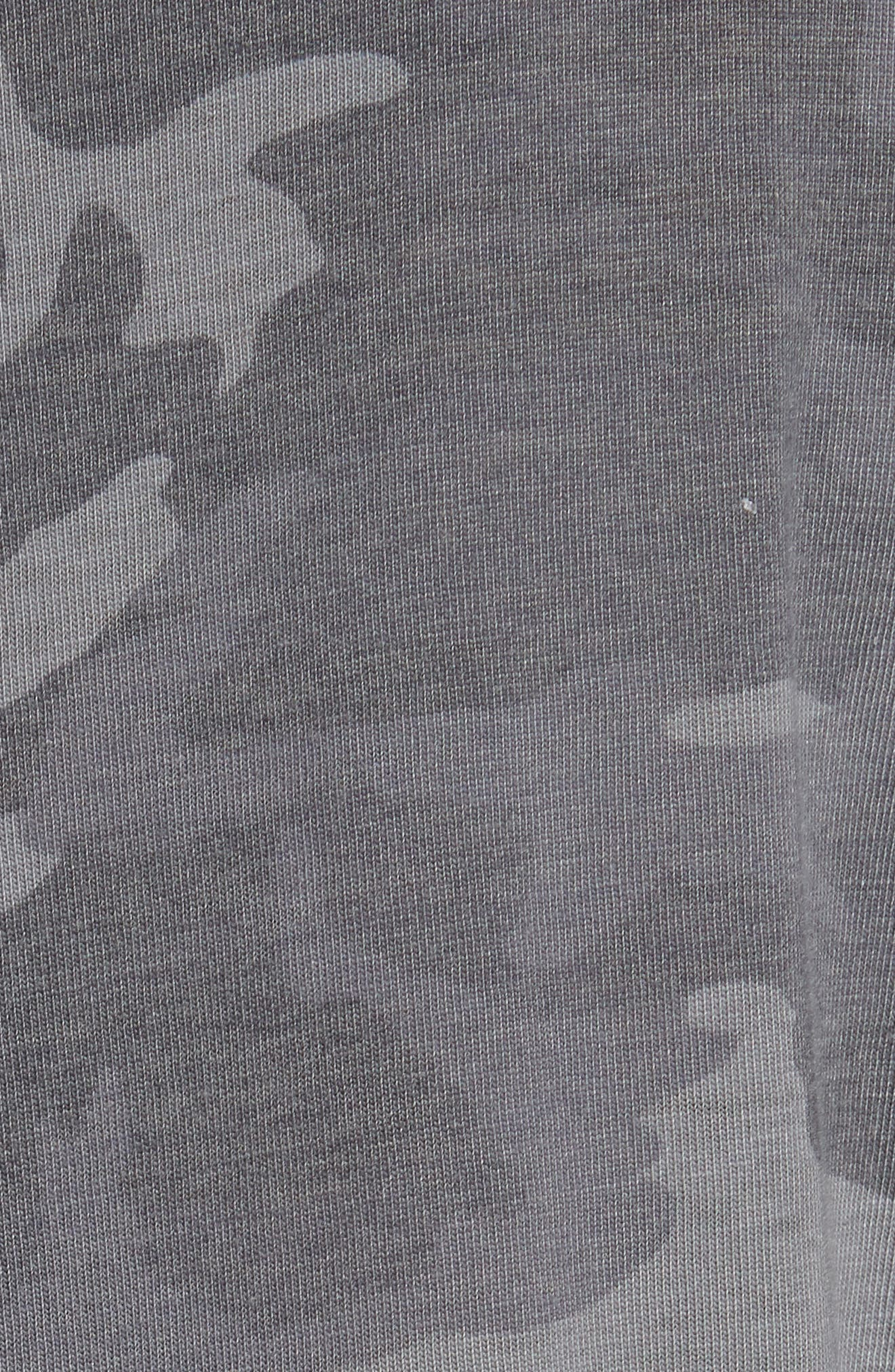 Army Tee,                             Alternate thumbnail 5, color,                             DARK GREY