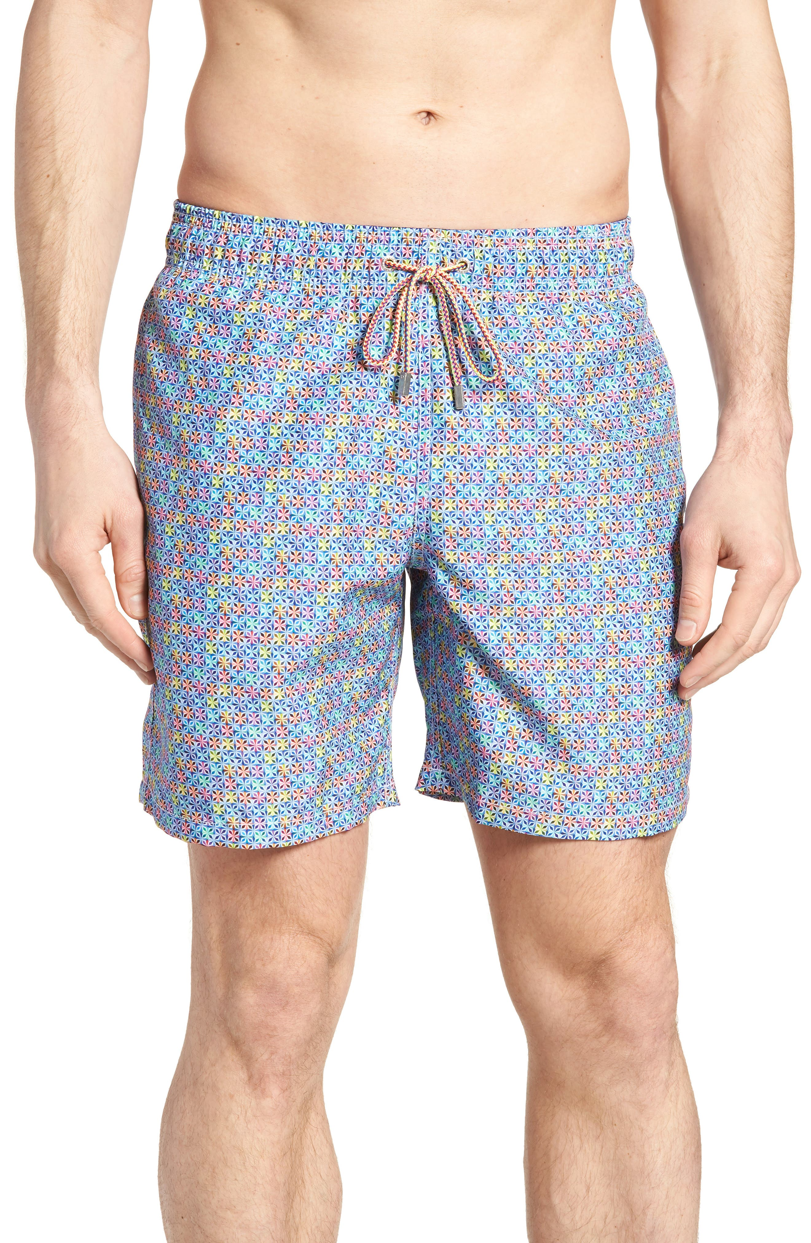 Swim Trunks,                         Main,                         color, CANDY