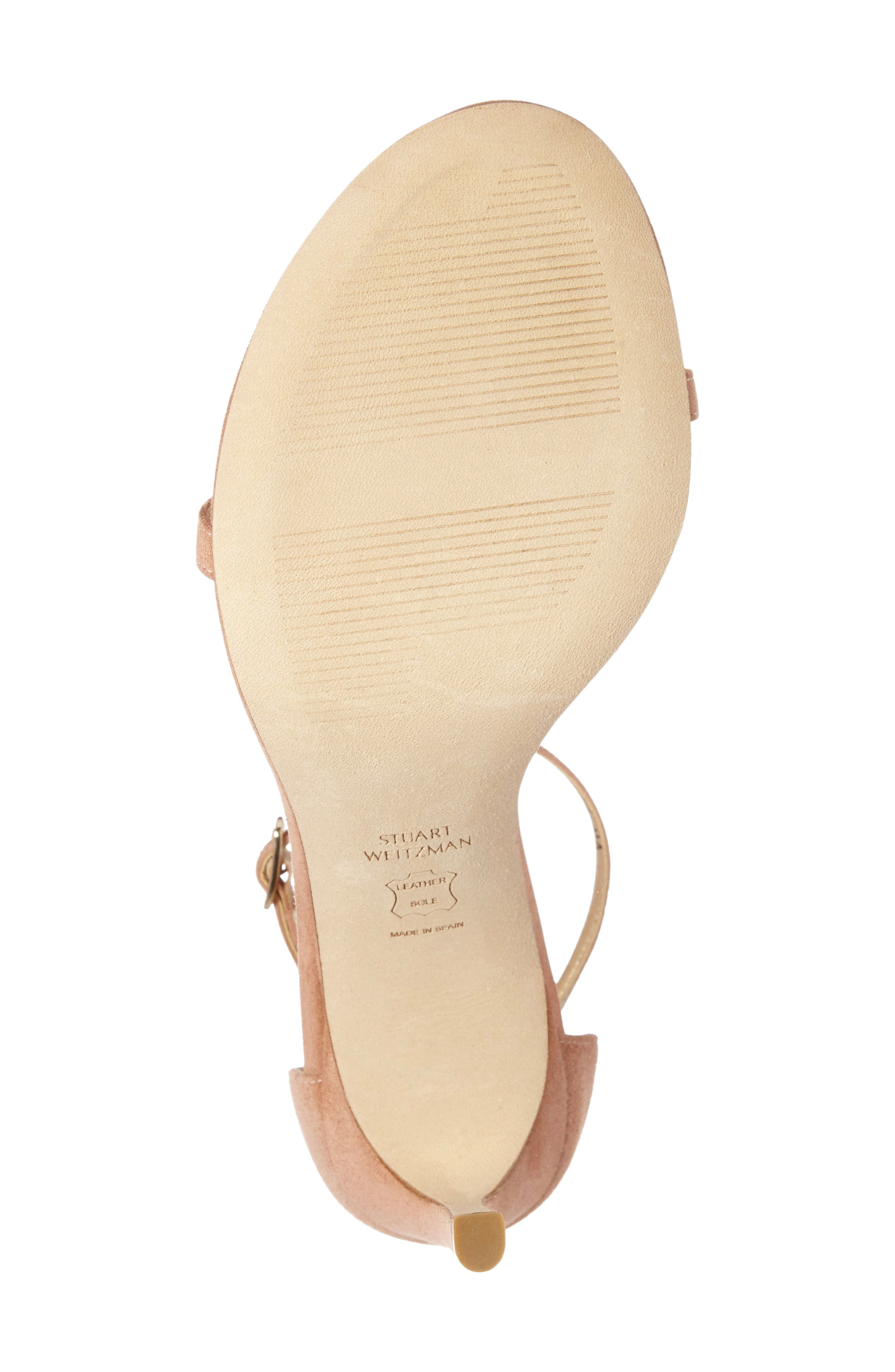 Nudistsong Ankle Strap Sandal,                             Alternate thumbnail 149, color,