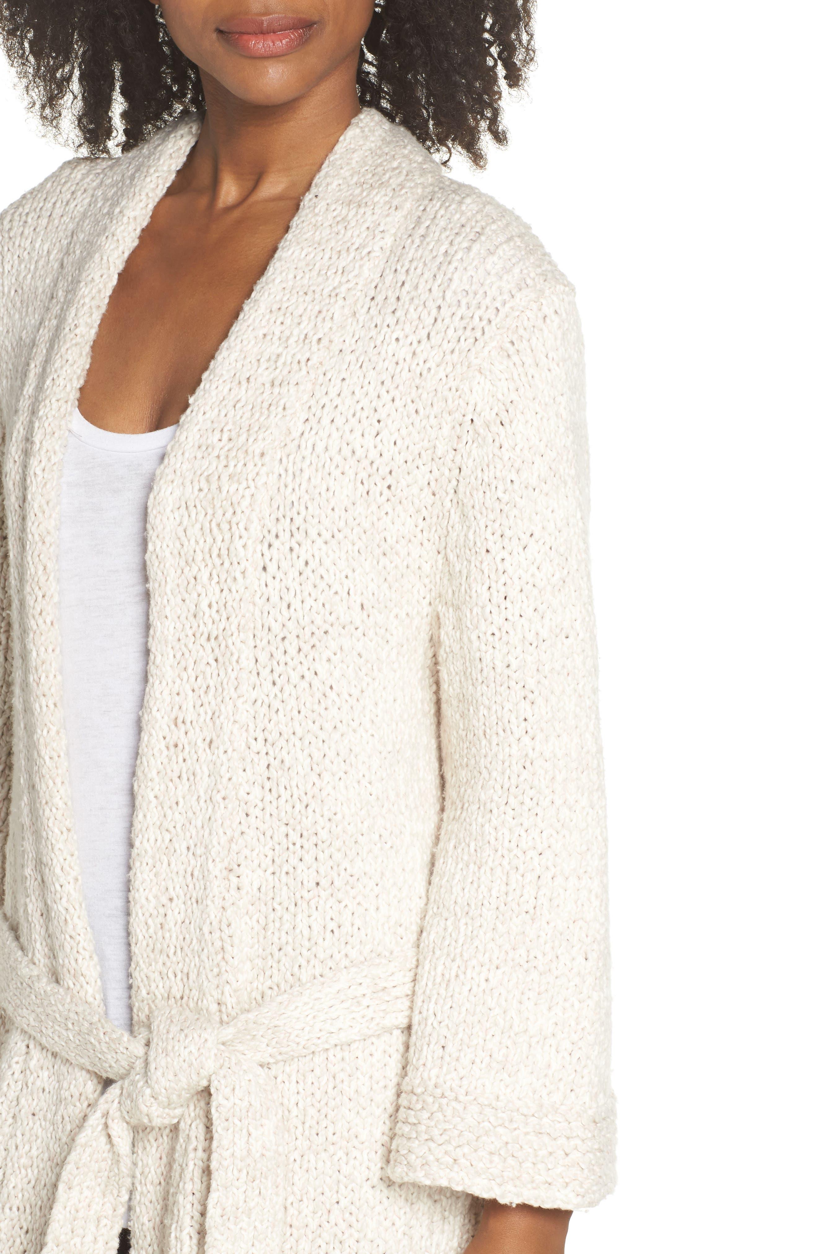 Kadia Organic Cotton Wrap,                             Alternate thumbnail 4, color,                             900