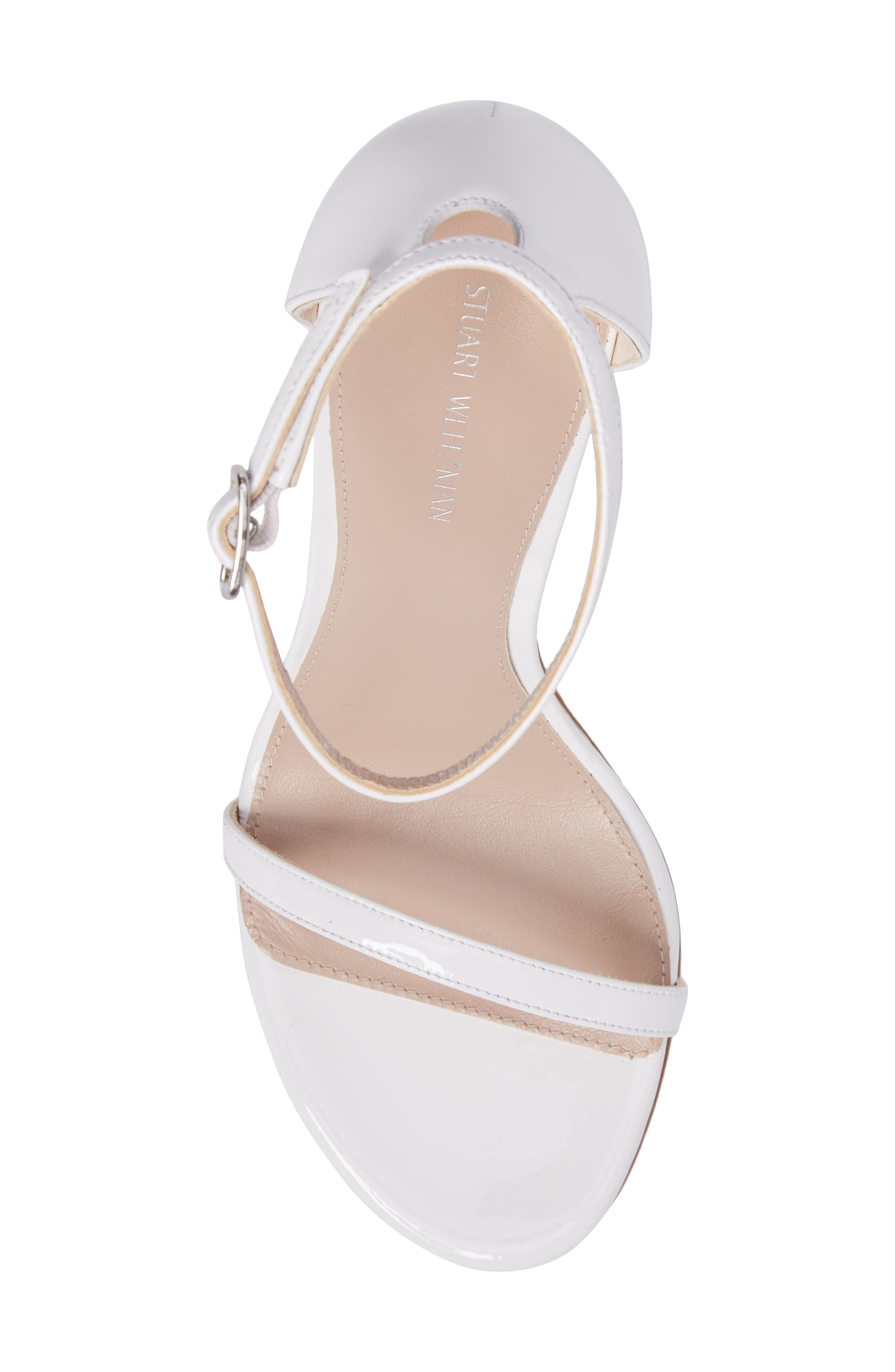 Nudistsong Ankle Strap Sandal,                             Alternate thumbnail 172, color,