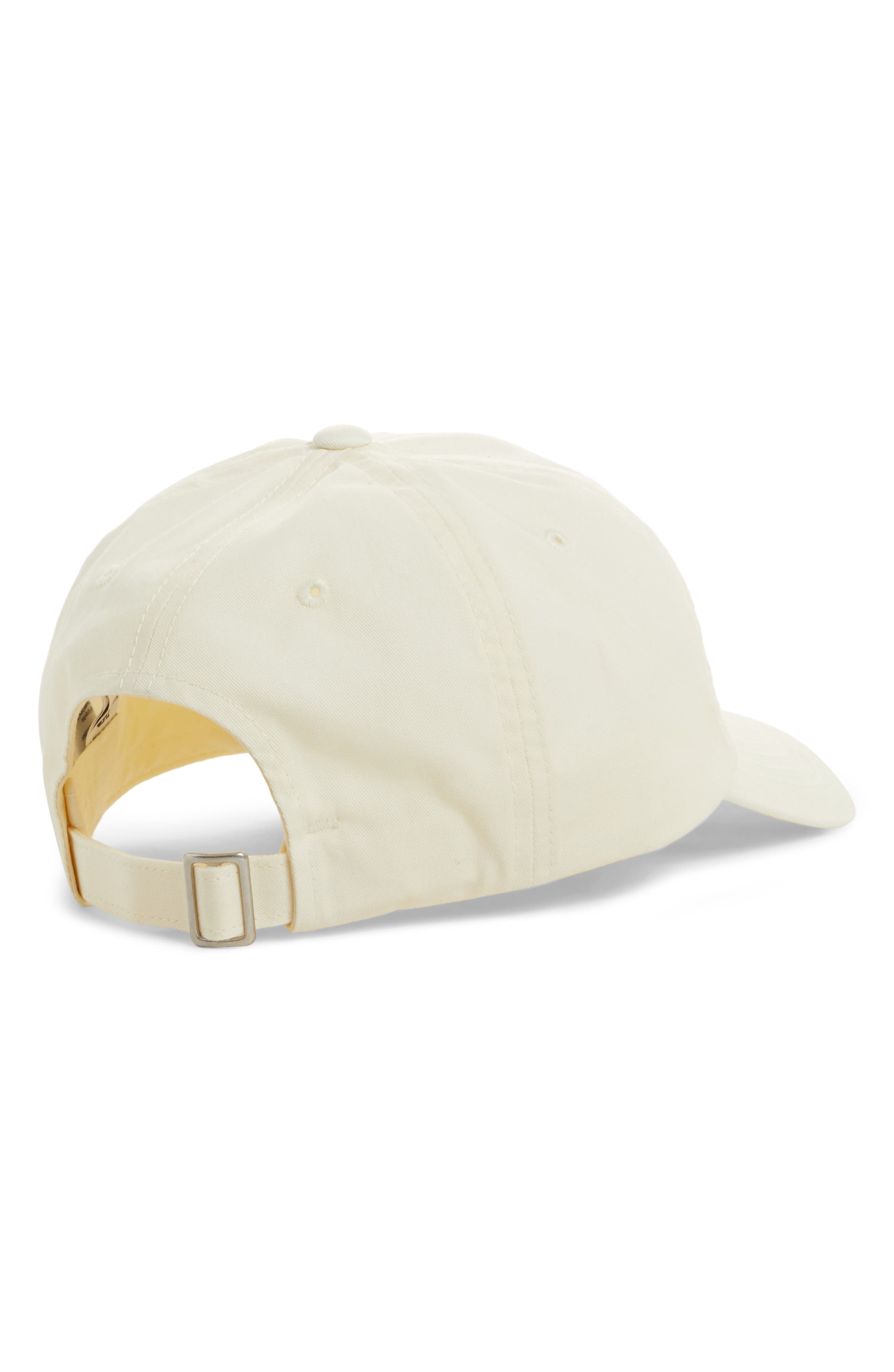 Norm Poppy Embroidered Adjustable Cap,                             Alternate thumbnail 8, color,