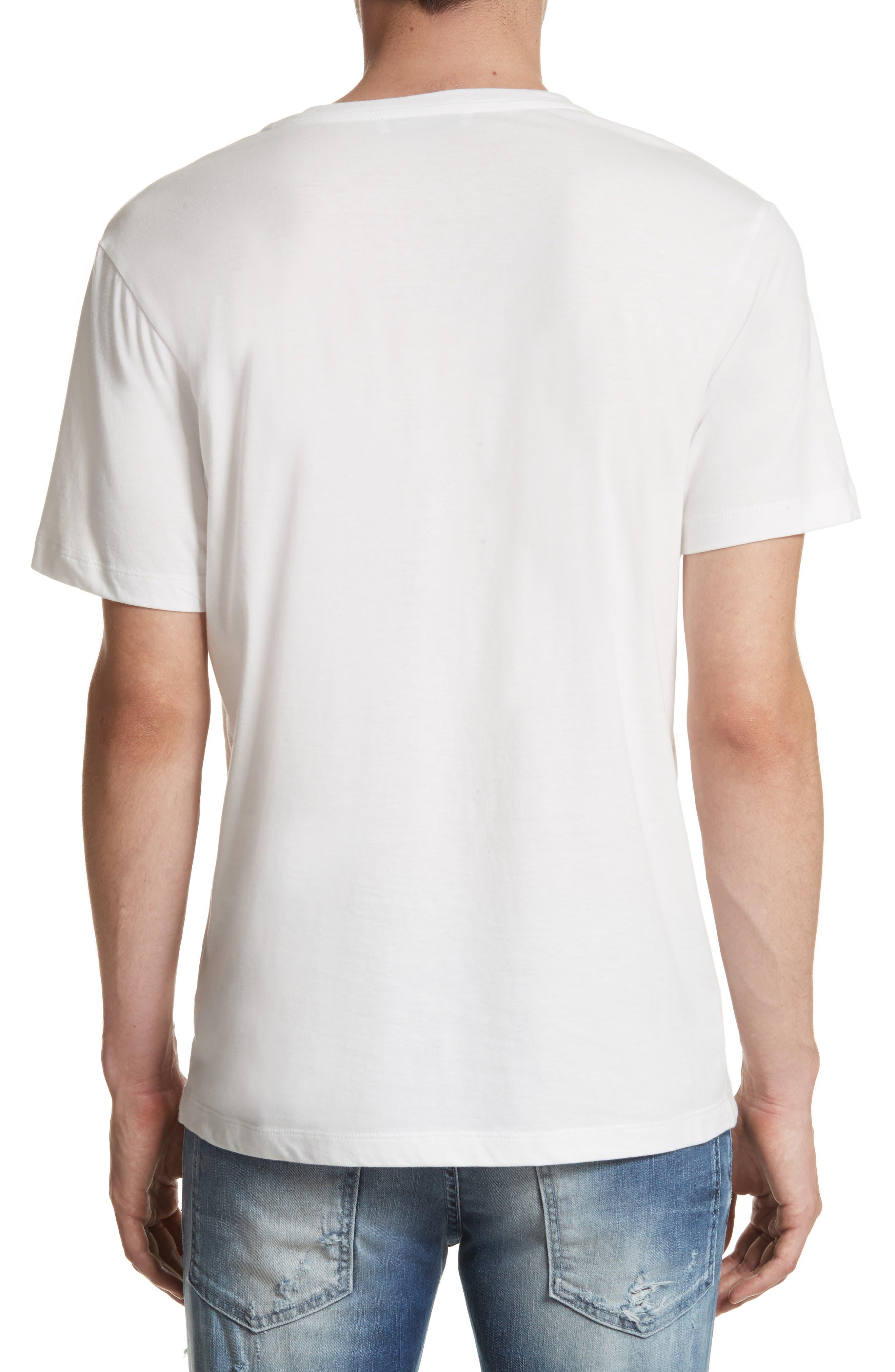 Logo Graphic T-Shirt,                             Alternate thumbnail 2, color,                             100