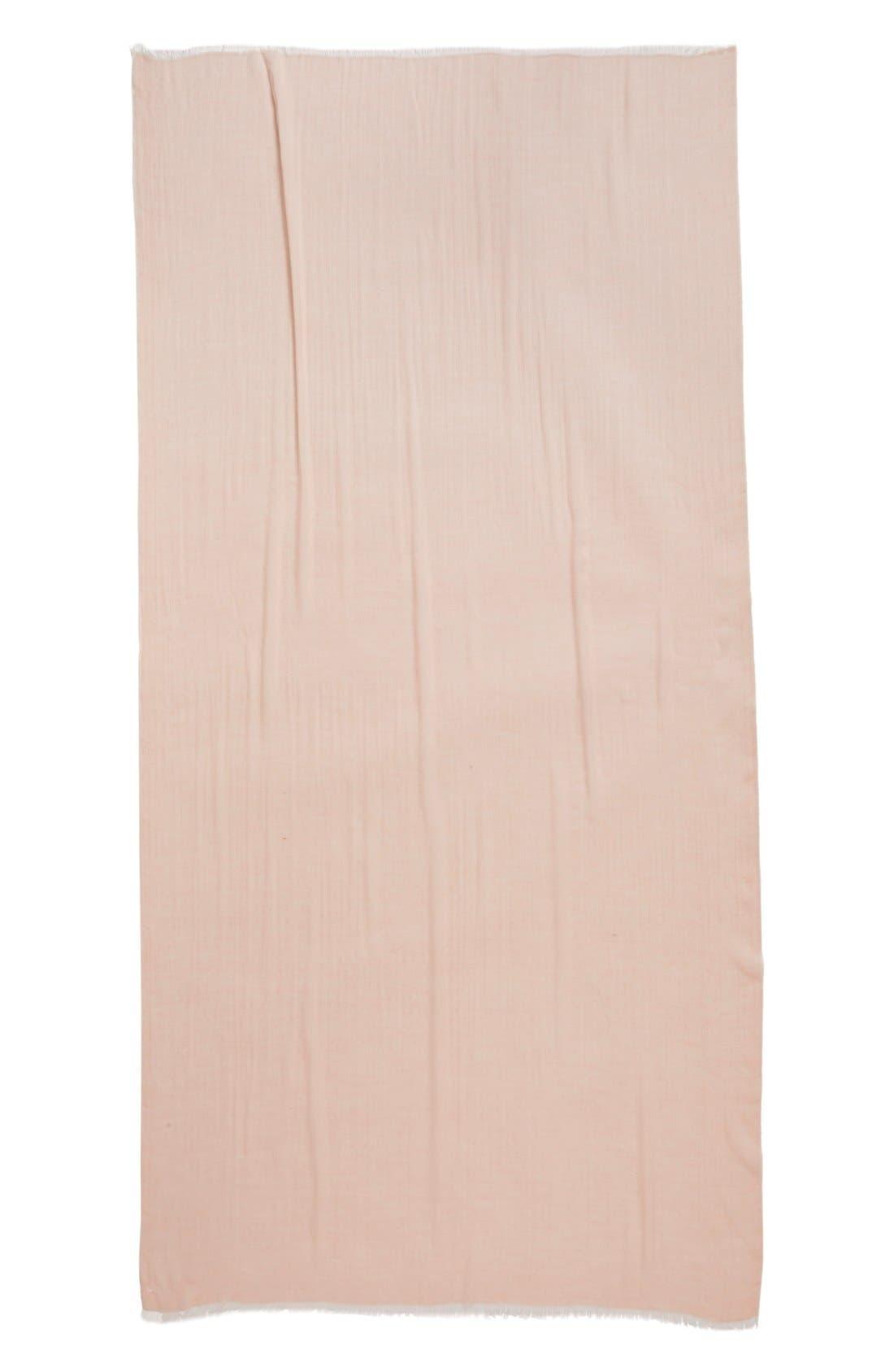 Modal Silk Blend Scarf,                             Alternate thumbnail 105, color,