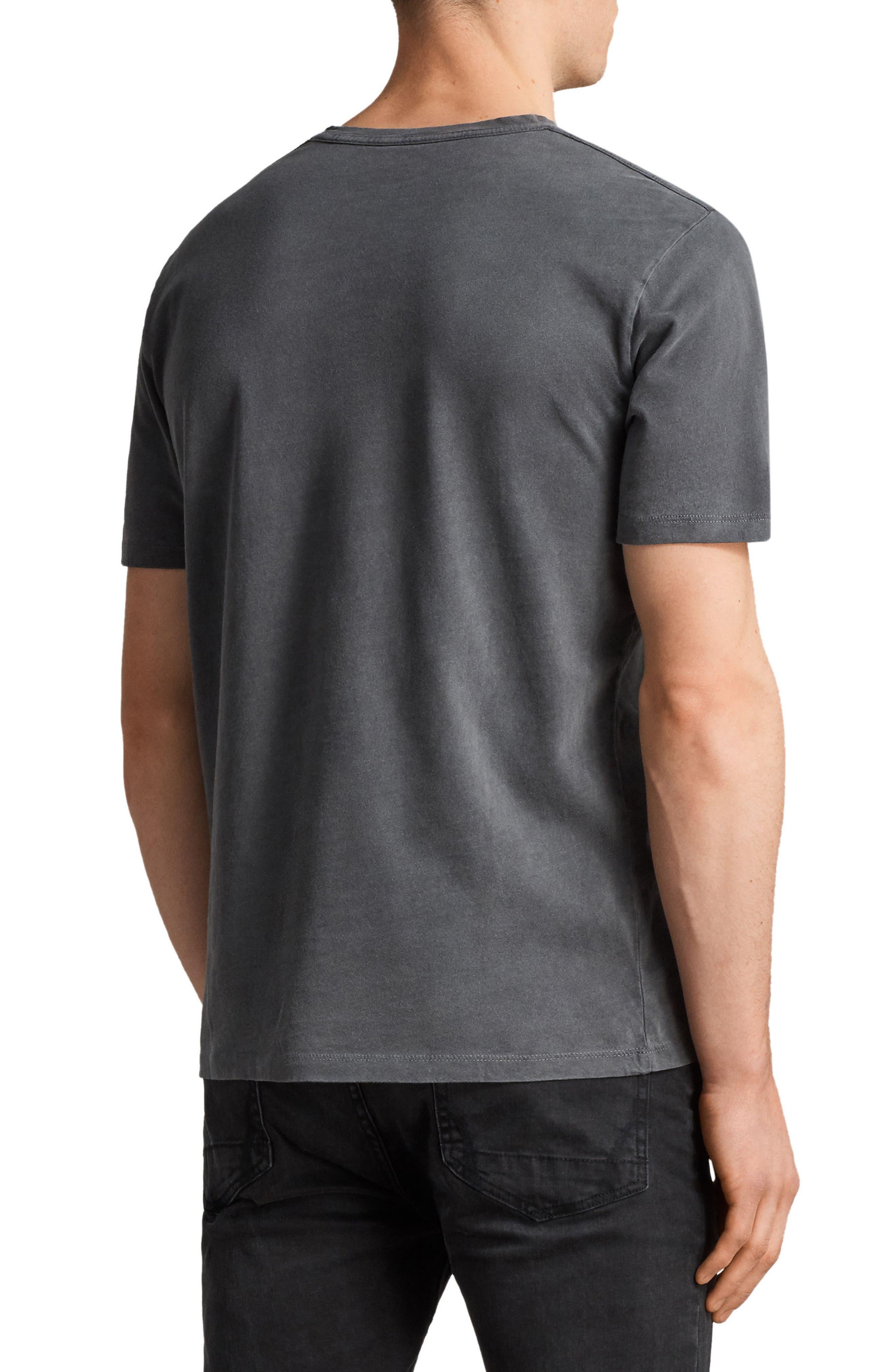 Ossage Slim Fit Crewneck T-Shirt,                             Alternate thumbnail 2, color,                             035