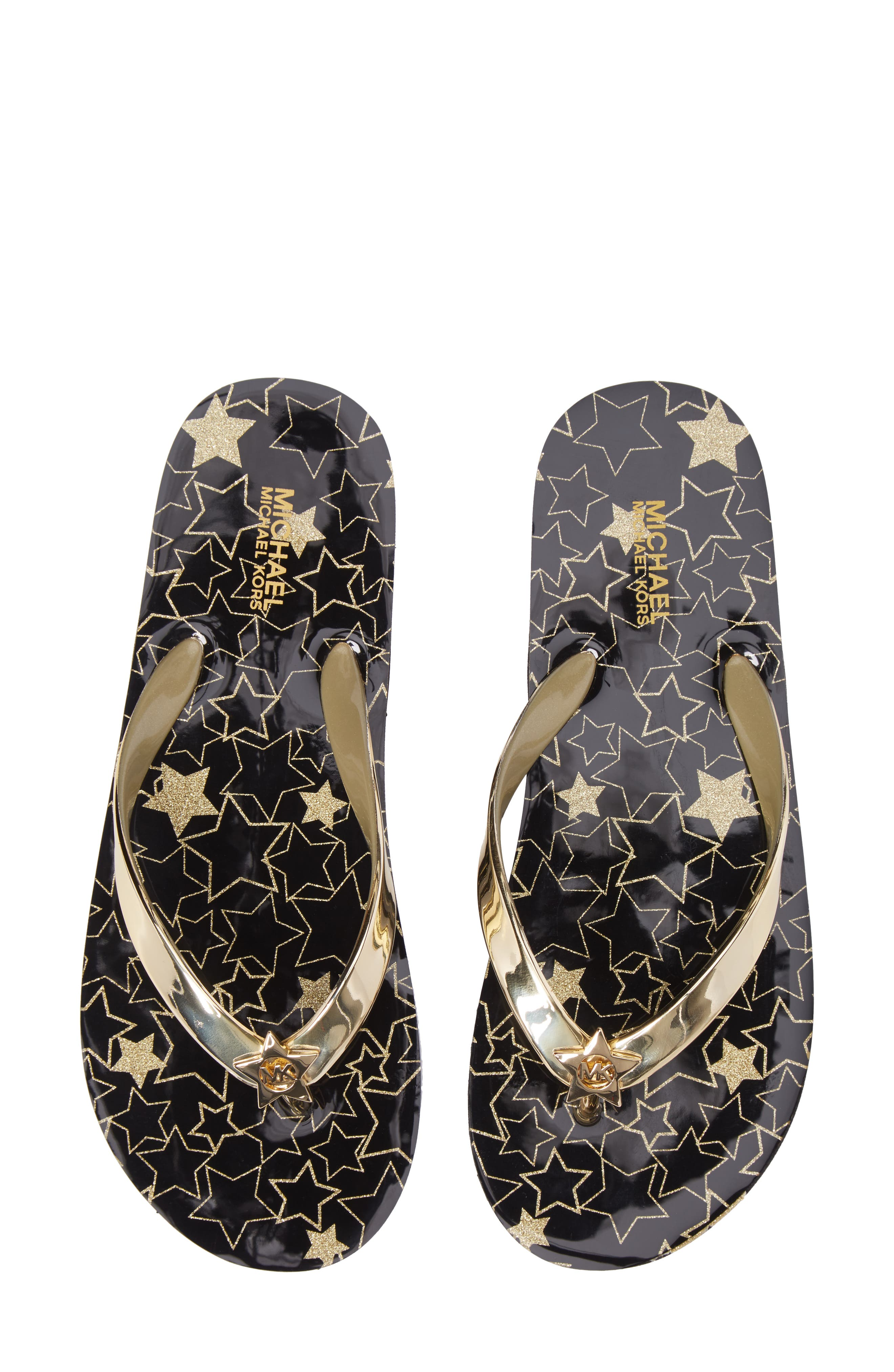 MK Star Flip Flop,                             Alternate thumbnail 10, color,
