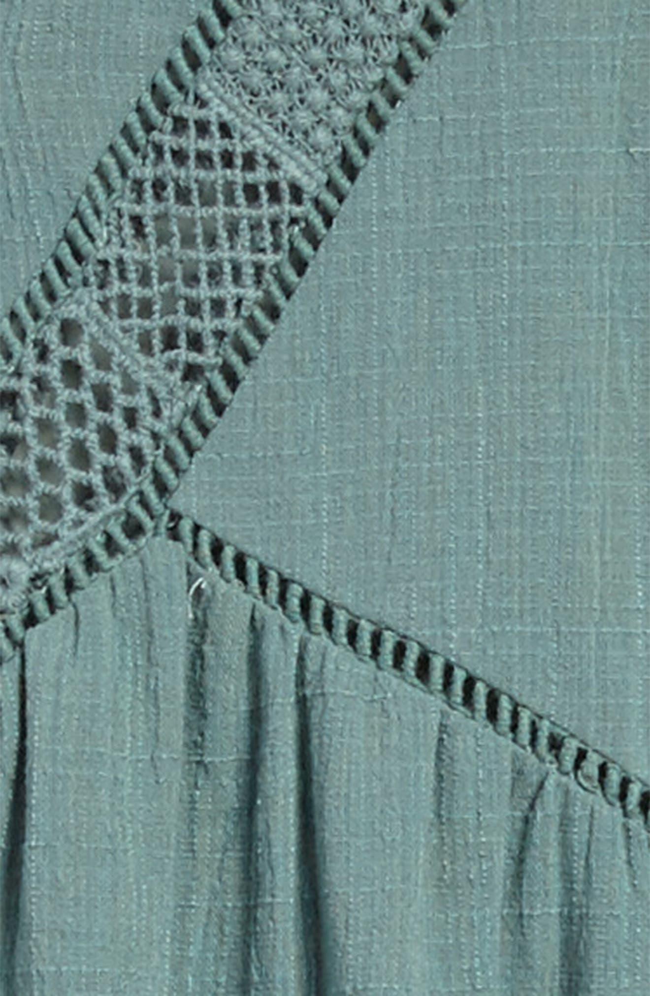 For All Season Woven Tank Dress,                             Alternate thumbnail 3, color,                             300