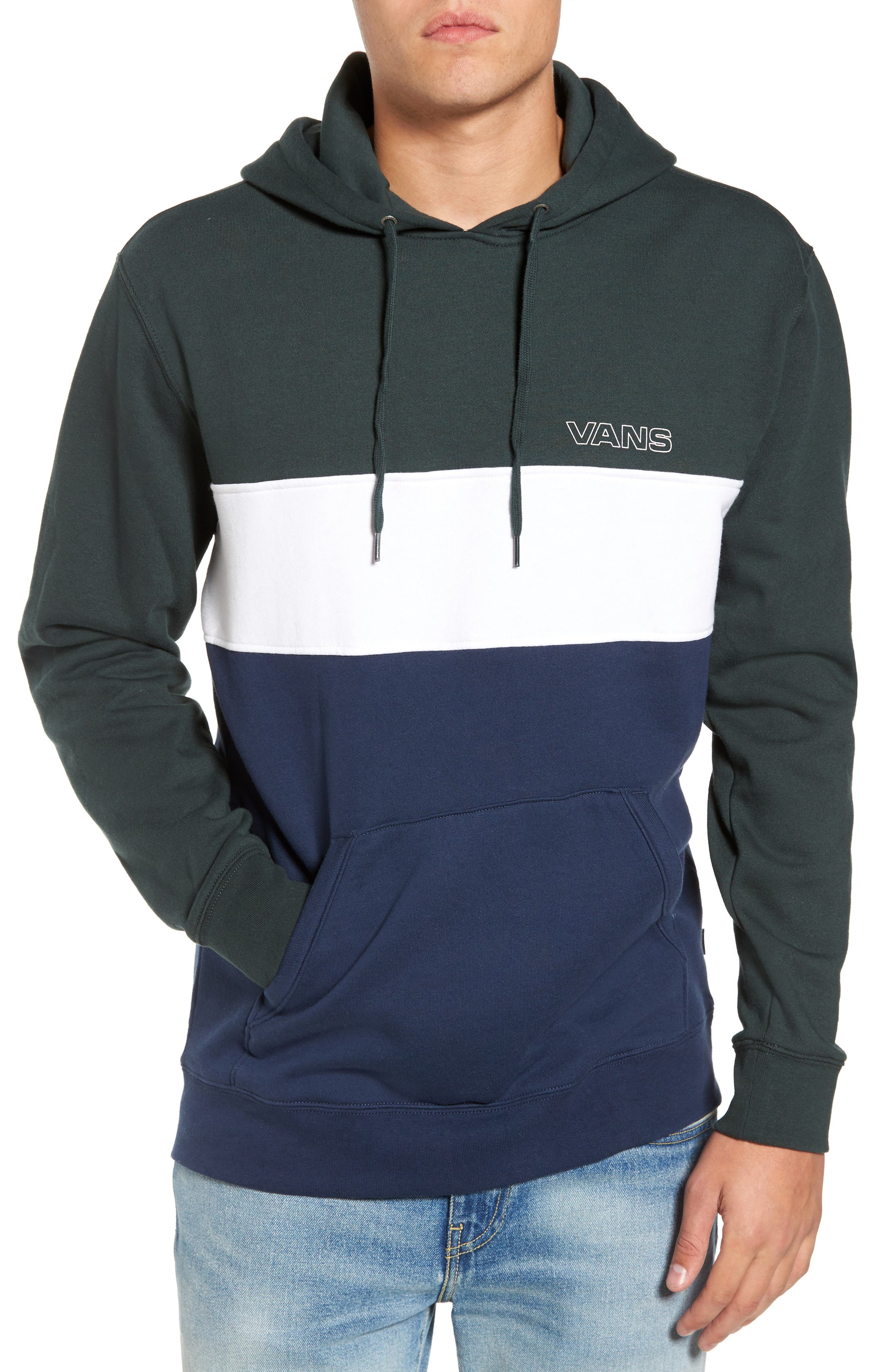 Starboard Fleece Pullover Hoodie,                             Main thumbnail 1, color,
