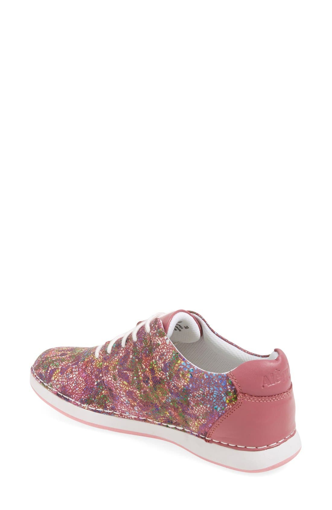 Essence Lace-Up Leather Oxford,                             Alternate thumbnail 62, color,
