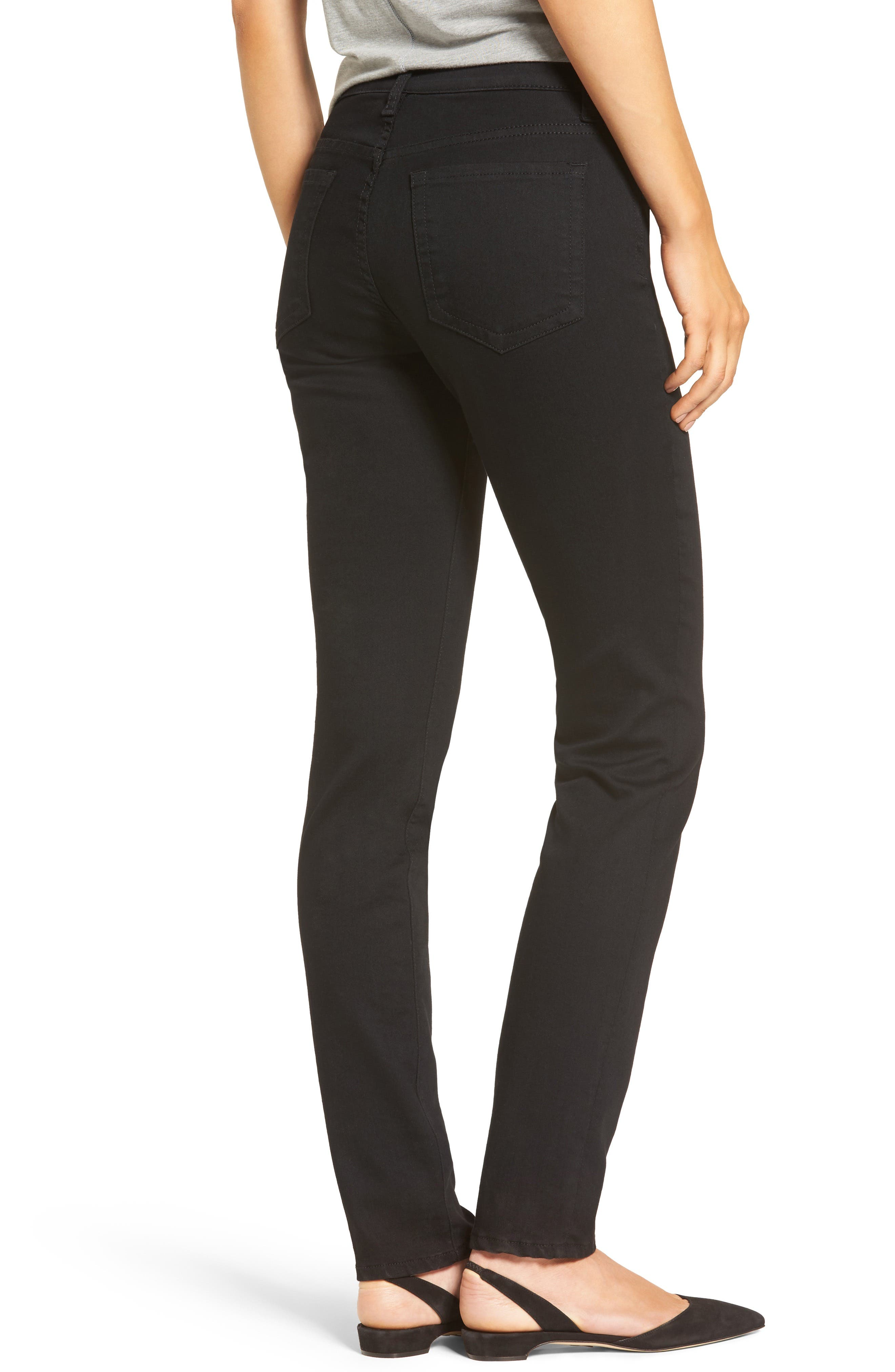 Diana Stretch Skinny Jeans,                             Alternate thumbnail 2, color,                             002