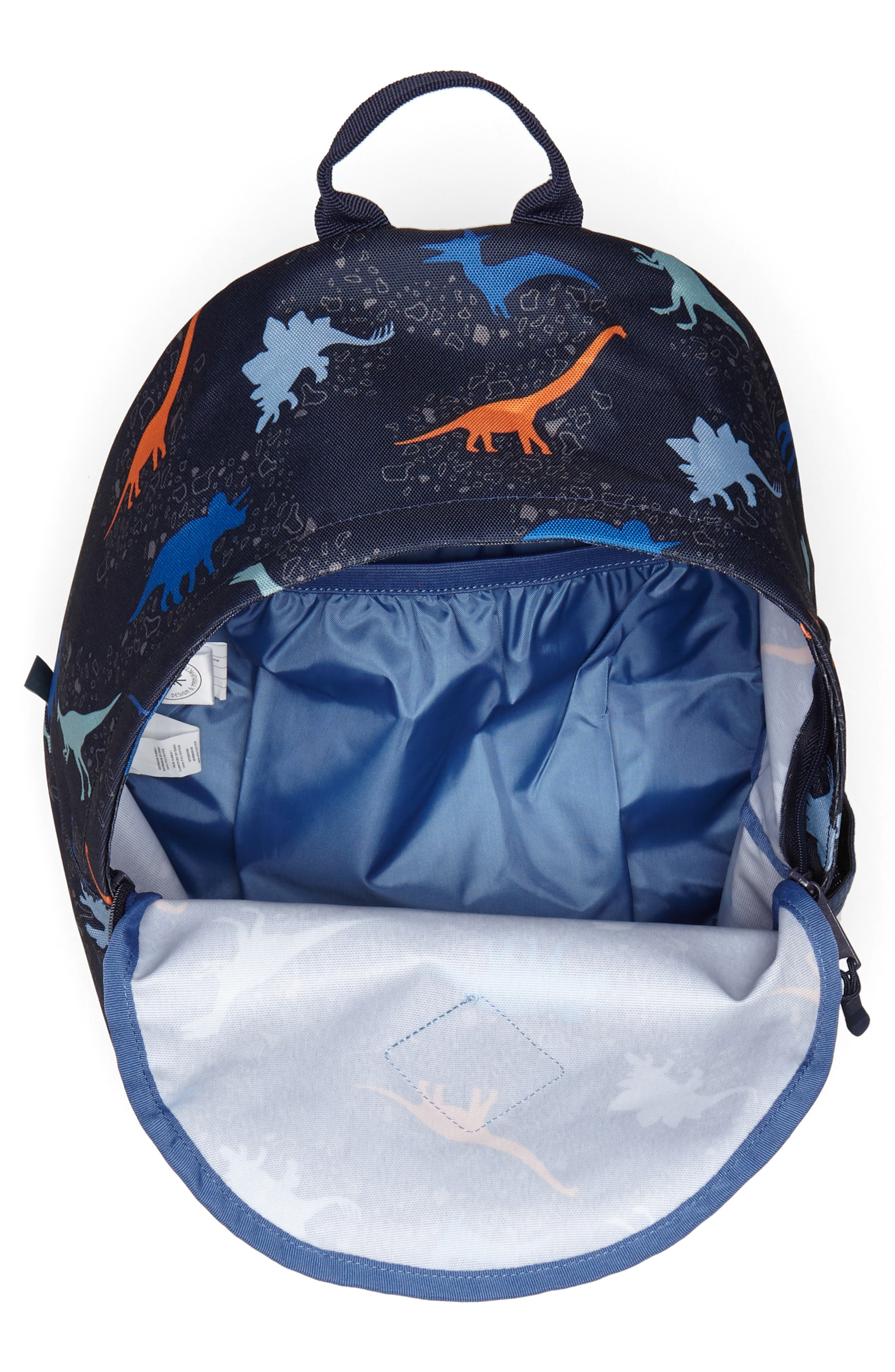 Bayside Print Backpack,                             Alternate thumbnail 3, color,                             200