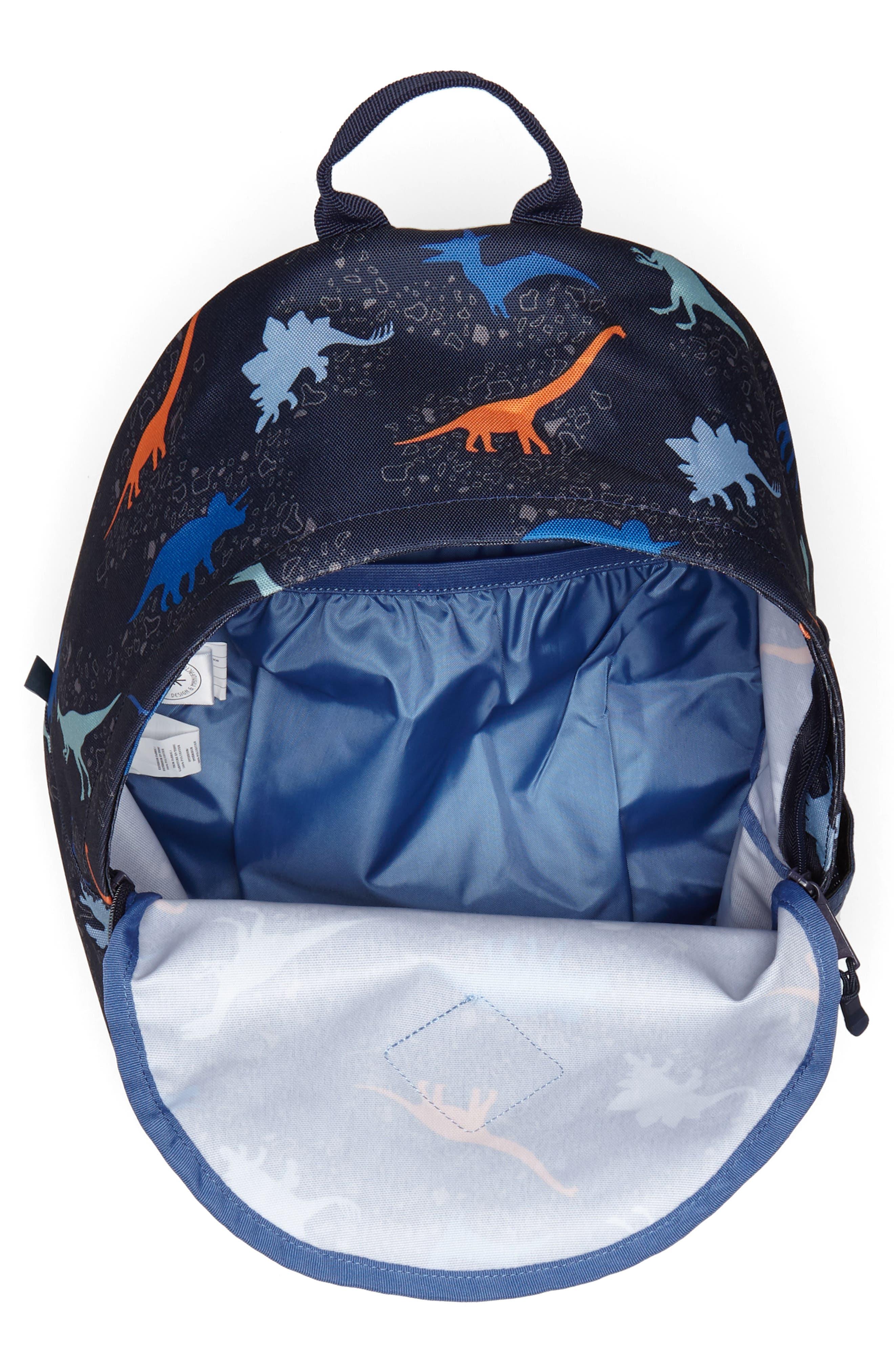 Bayside Print Backpack,                             Alternate thumbnail 7, color,