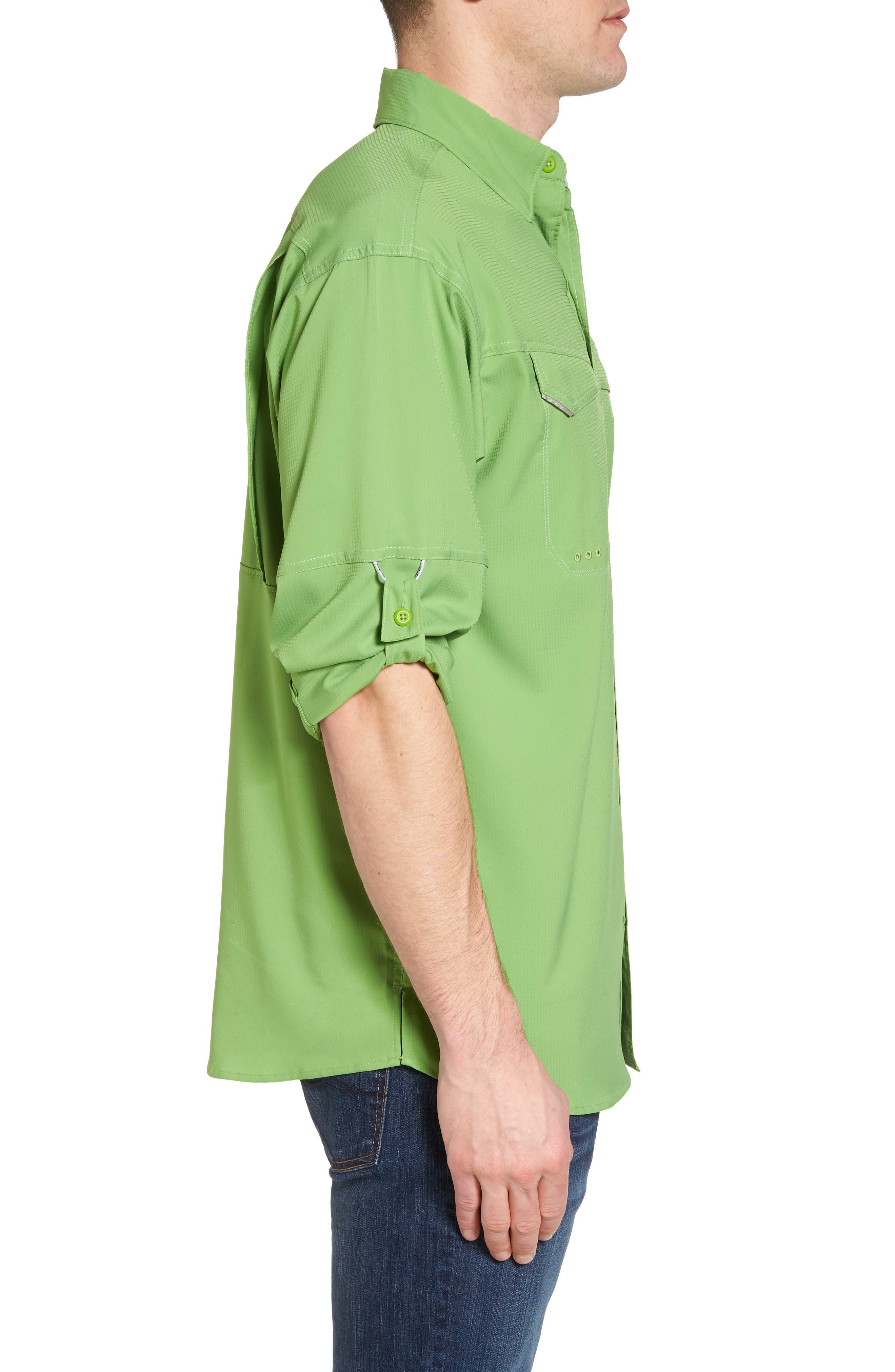 Low Drag Offshore Woven Shirt,                             Alternate thumbnail 24, color,