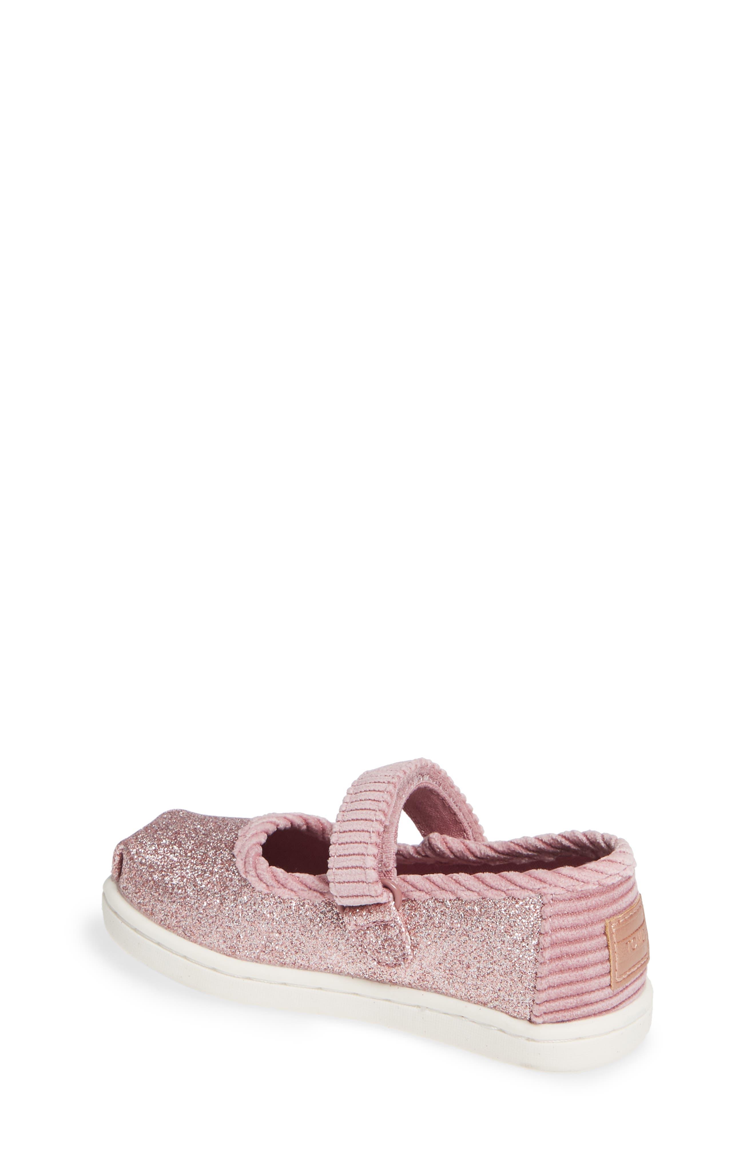 Mary Jane Sneaker,                             Alternate thumbnail 5, color,