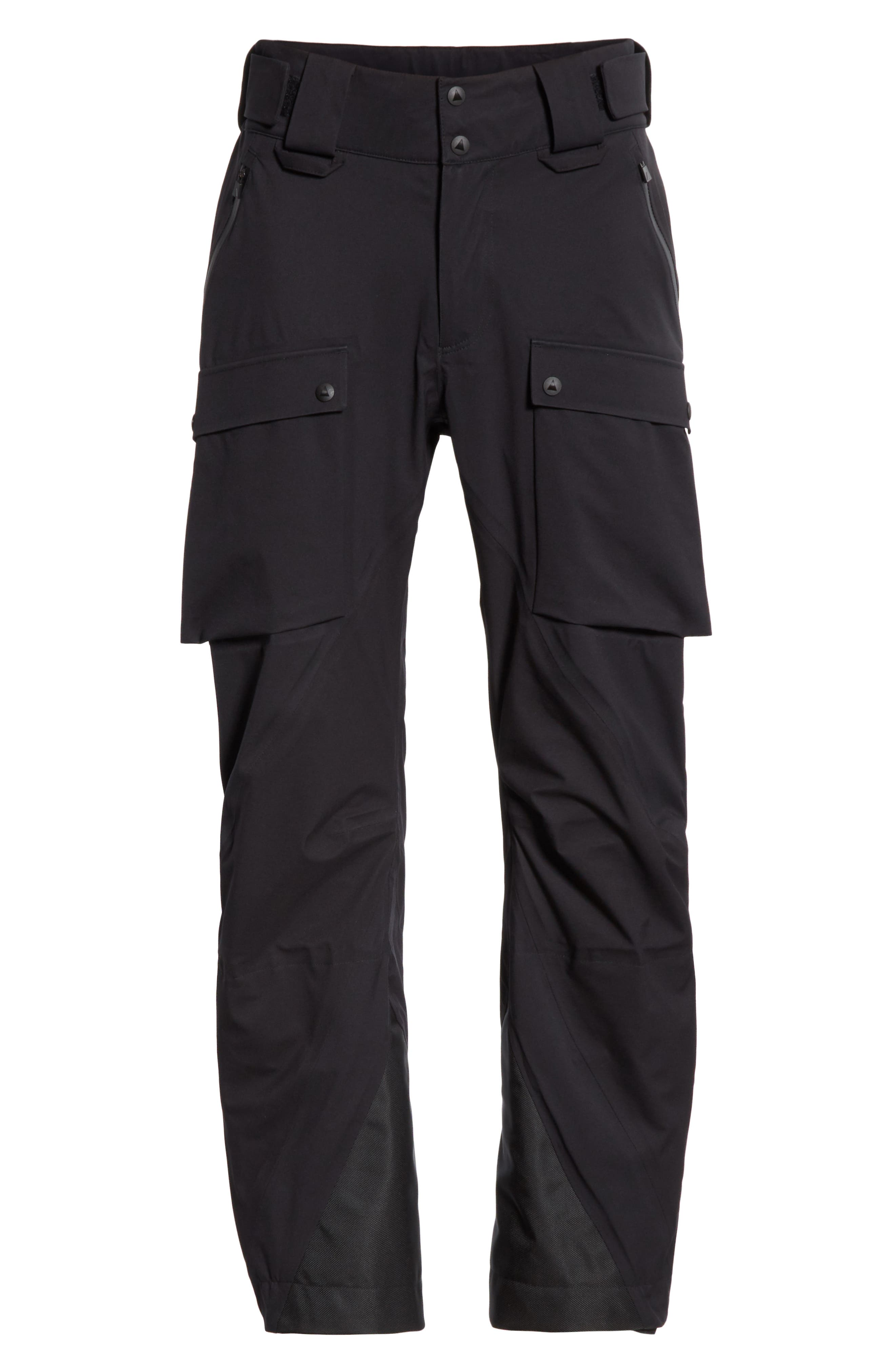 Hayden Shell Pant, Main, color, SPACE BLACK